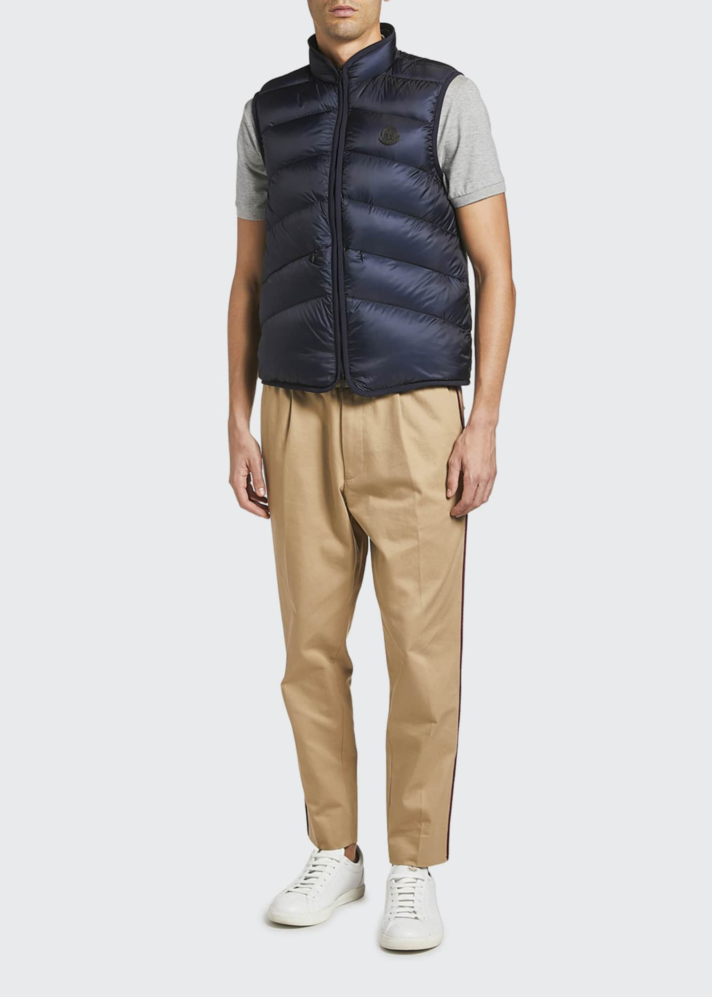 Men's Bourceau Puffer Vest
