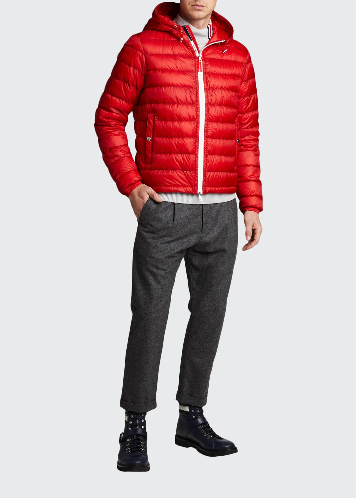 Image 1 of 5: Men's Rook Puffer Coat