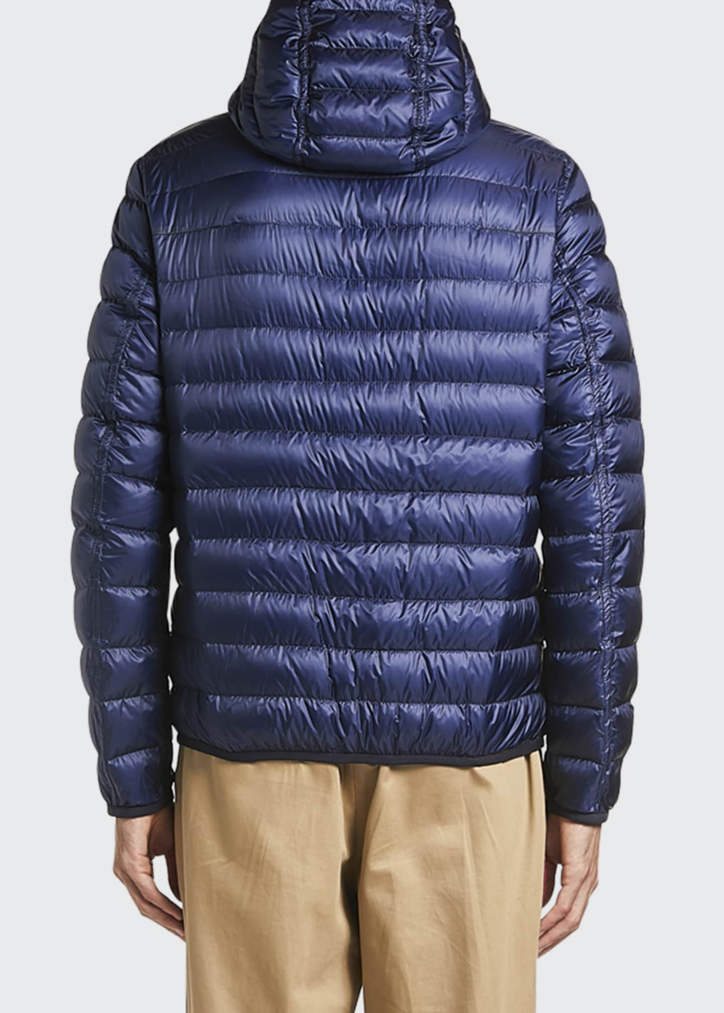 Image 3 of 4: Men's Zois Reversible Puffer Coat