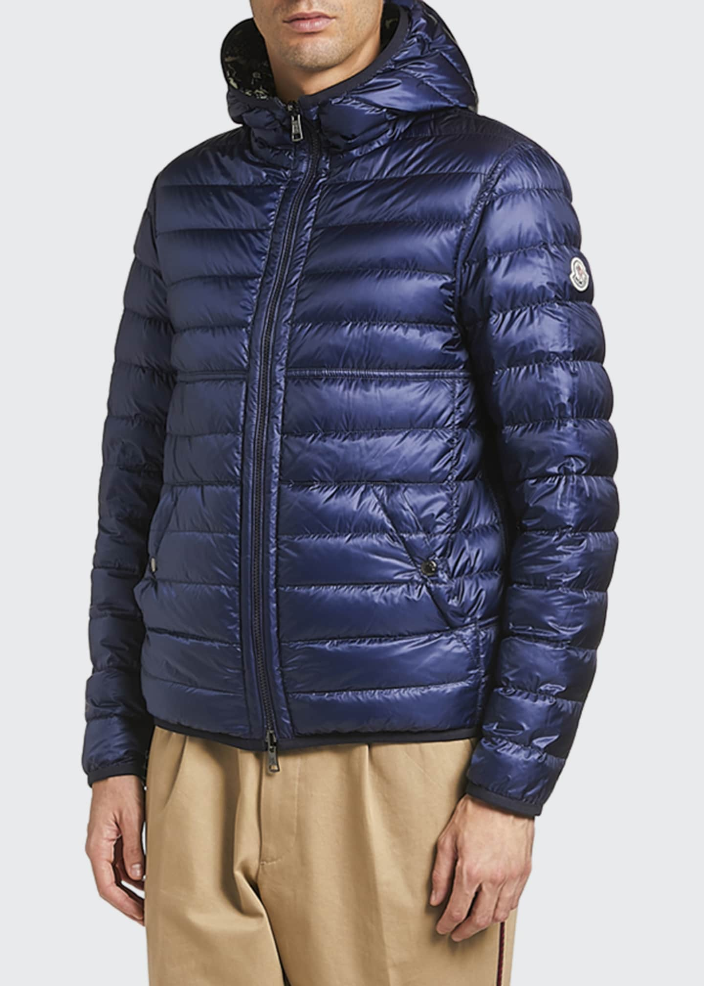 Image 4 of 4: Men's Zois Reversible Puffer Coat