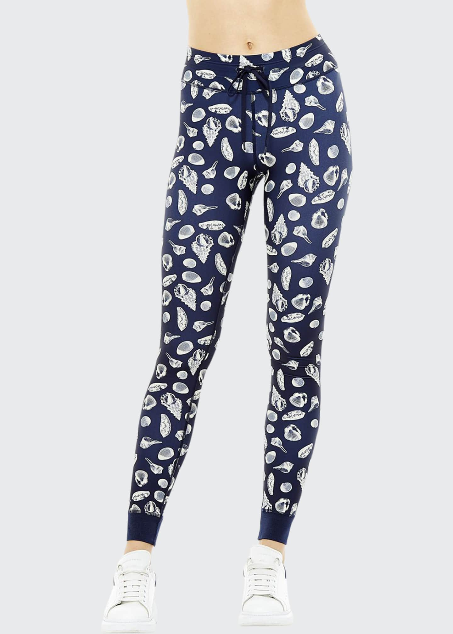 The Upside Shells Yoga Leggings