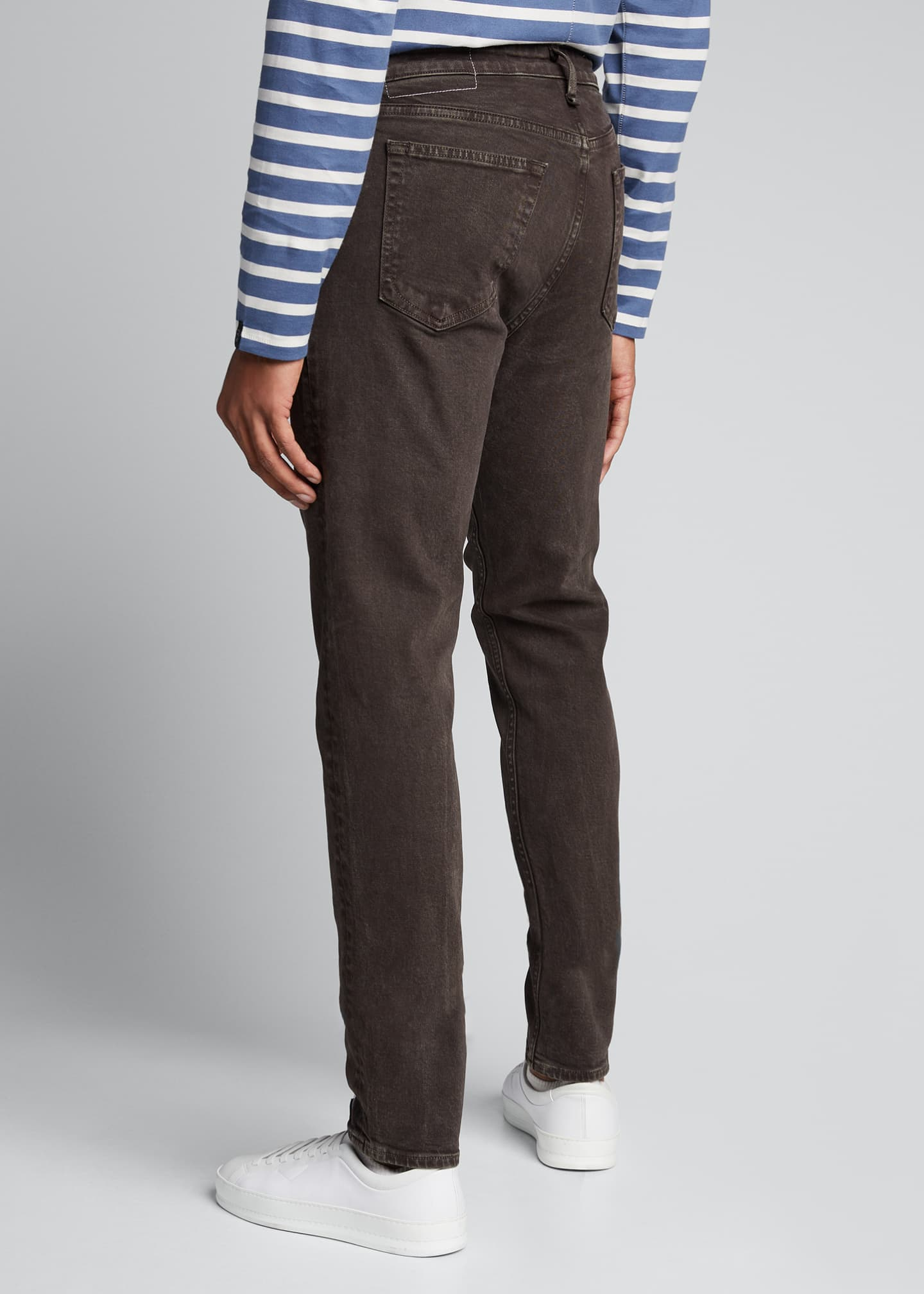 Image 2 of 5: Men's Fit 2 Mid-Rise Stone-Washed Jeans