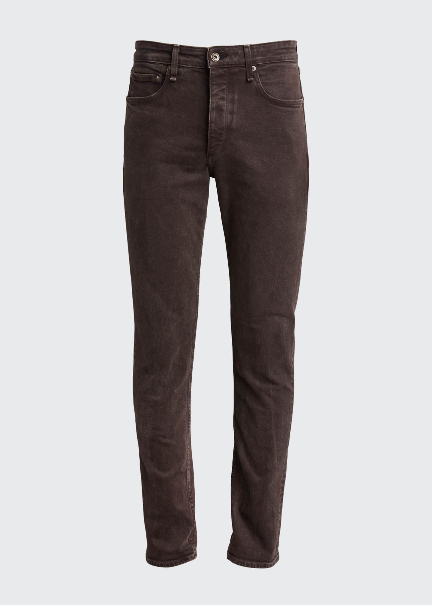 Image 5 of 5: Men's Fit 2 Mid-Rise Stone-Washed Jeans