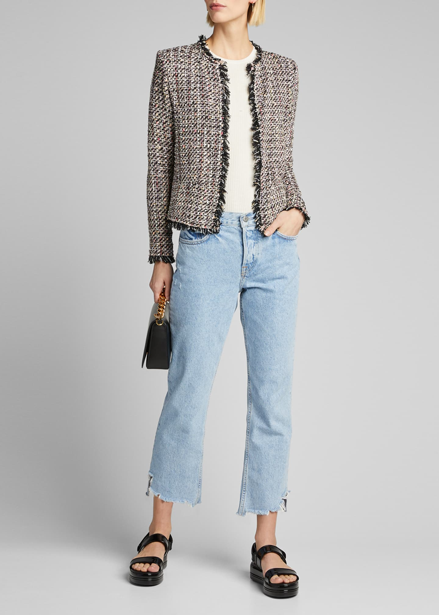 Iro Shivani Tweed Jacket