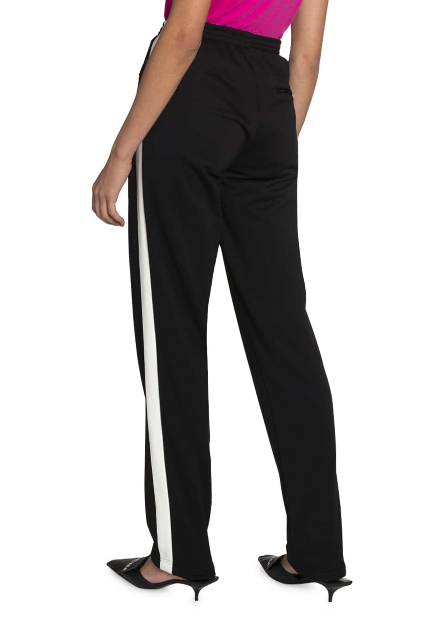 Image 4 of 4: Jersey Track Pants