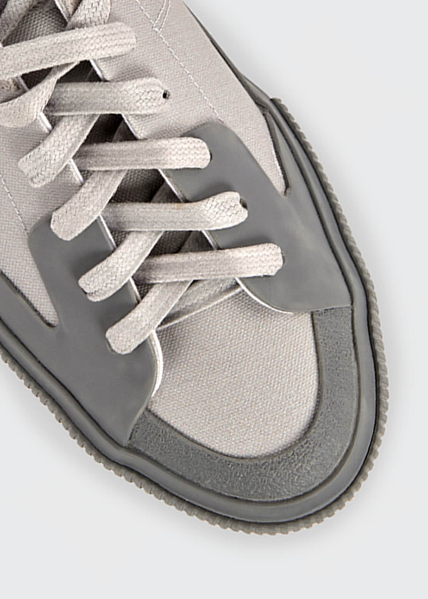 Image 4 of 4: Men's Paris-Logo Light Tennis Sneakers