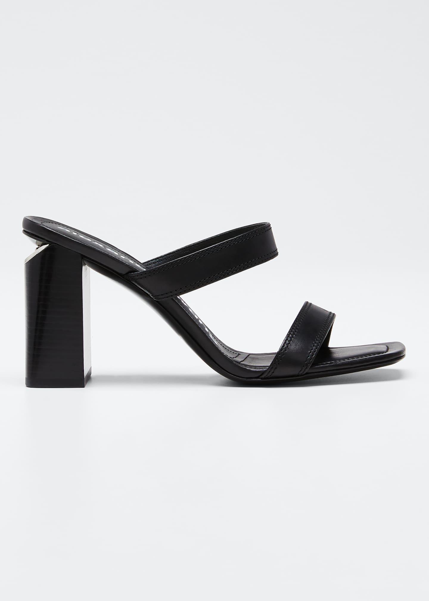 Alexander Wang Hayden Calf Slide Sandals