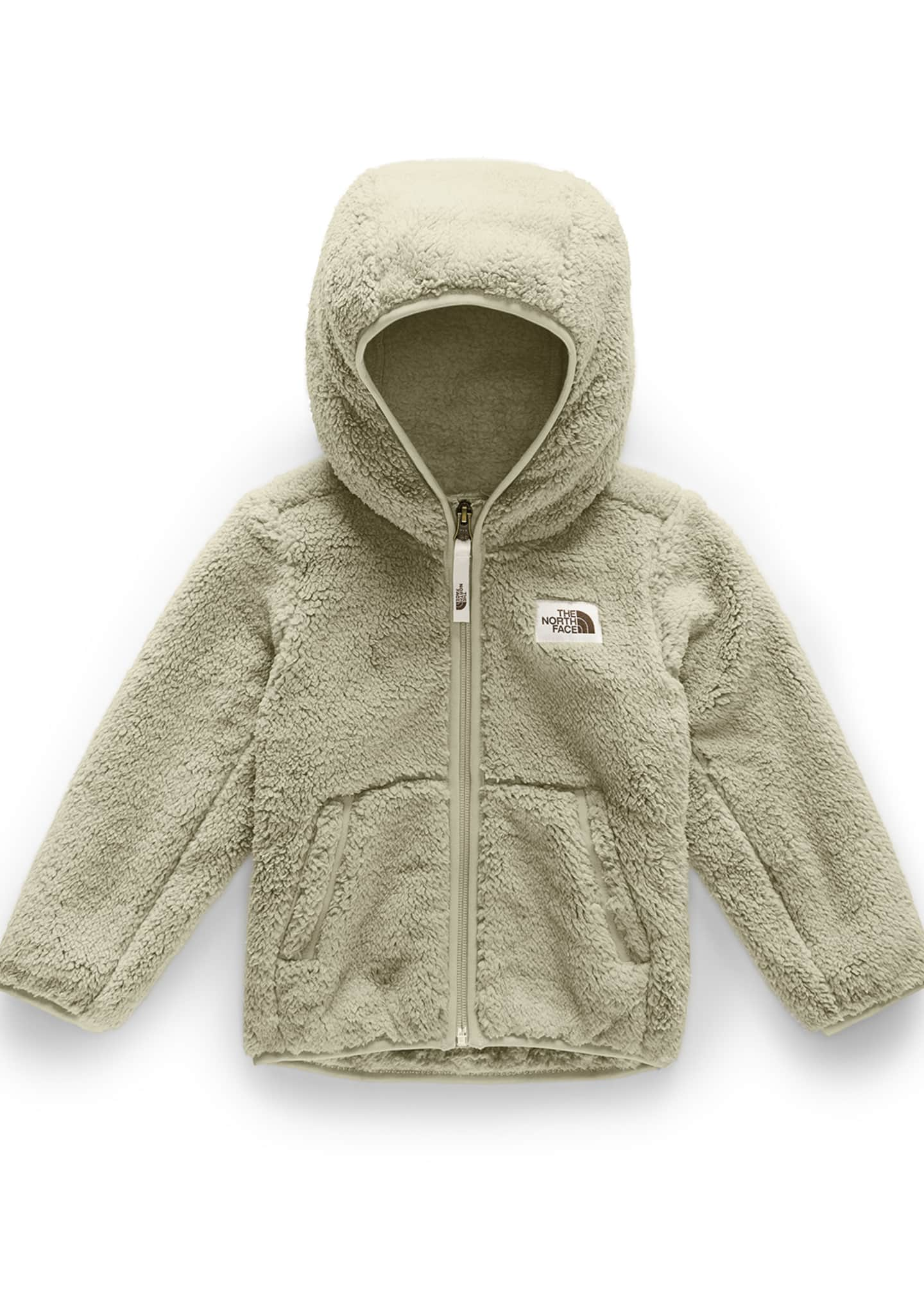 The North Face Boy's Campshire Hooded Sherpa Fleece