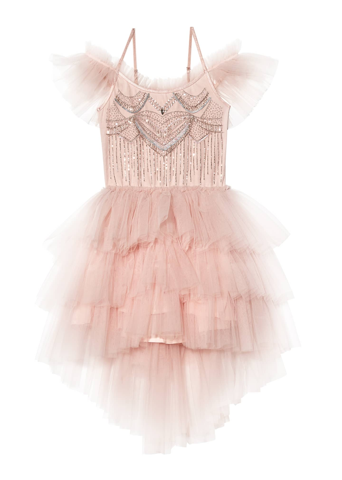 Tutu Du Monde Girl's Bedazzle Tutu Dress, Size