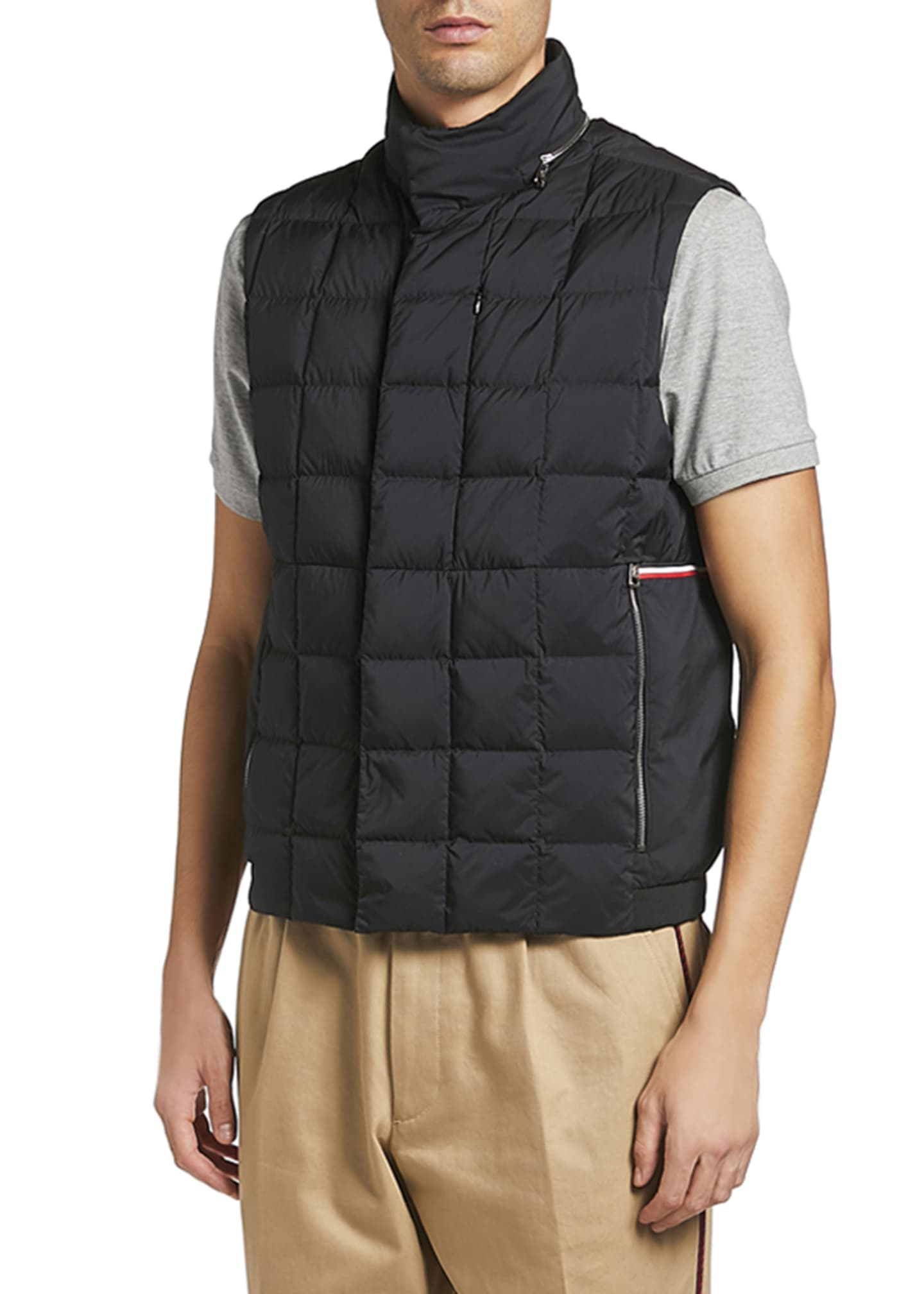 Image 1 of 2: Men's Thar Quilted Vest