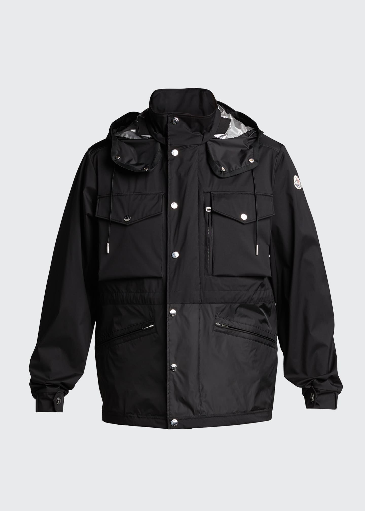 Image 5 of 5: Men's Sienne Nylon Field Jacket