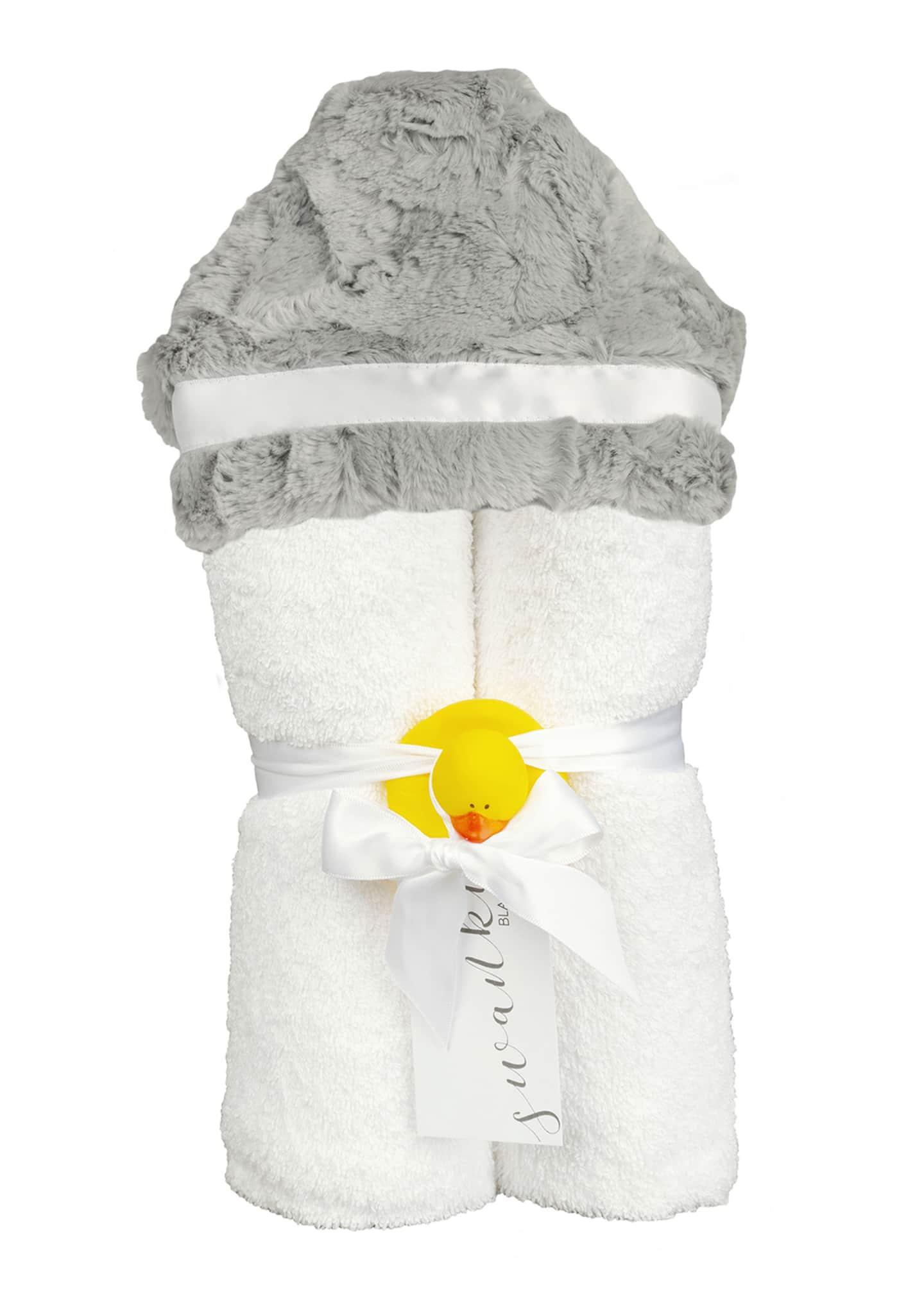 Swankie Blankie Addison Hooded Towel