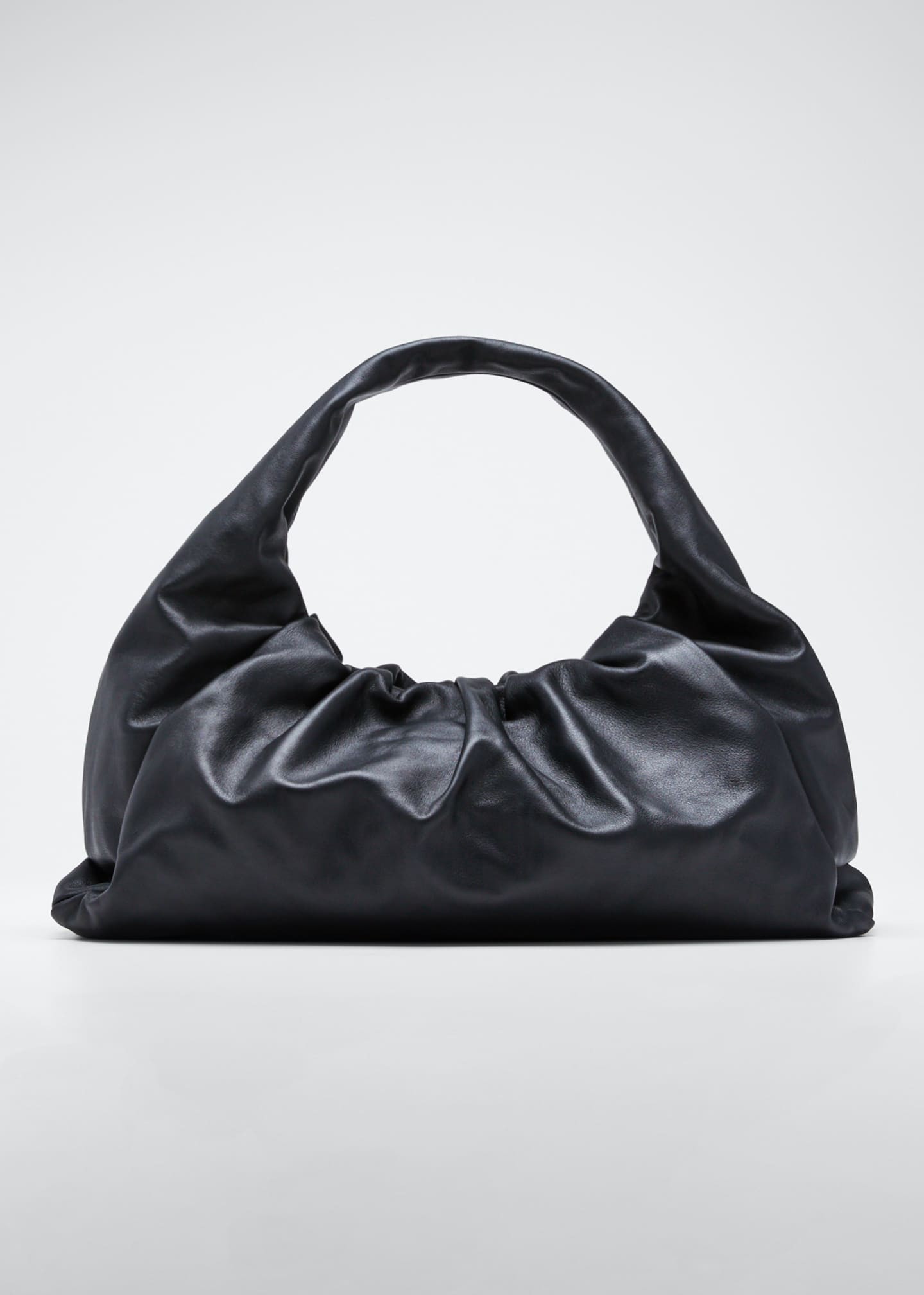 Bottega Veneta Medium Butter Napa Shoulder Hobo Bag