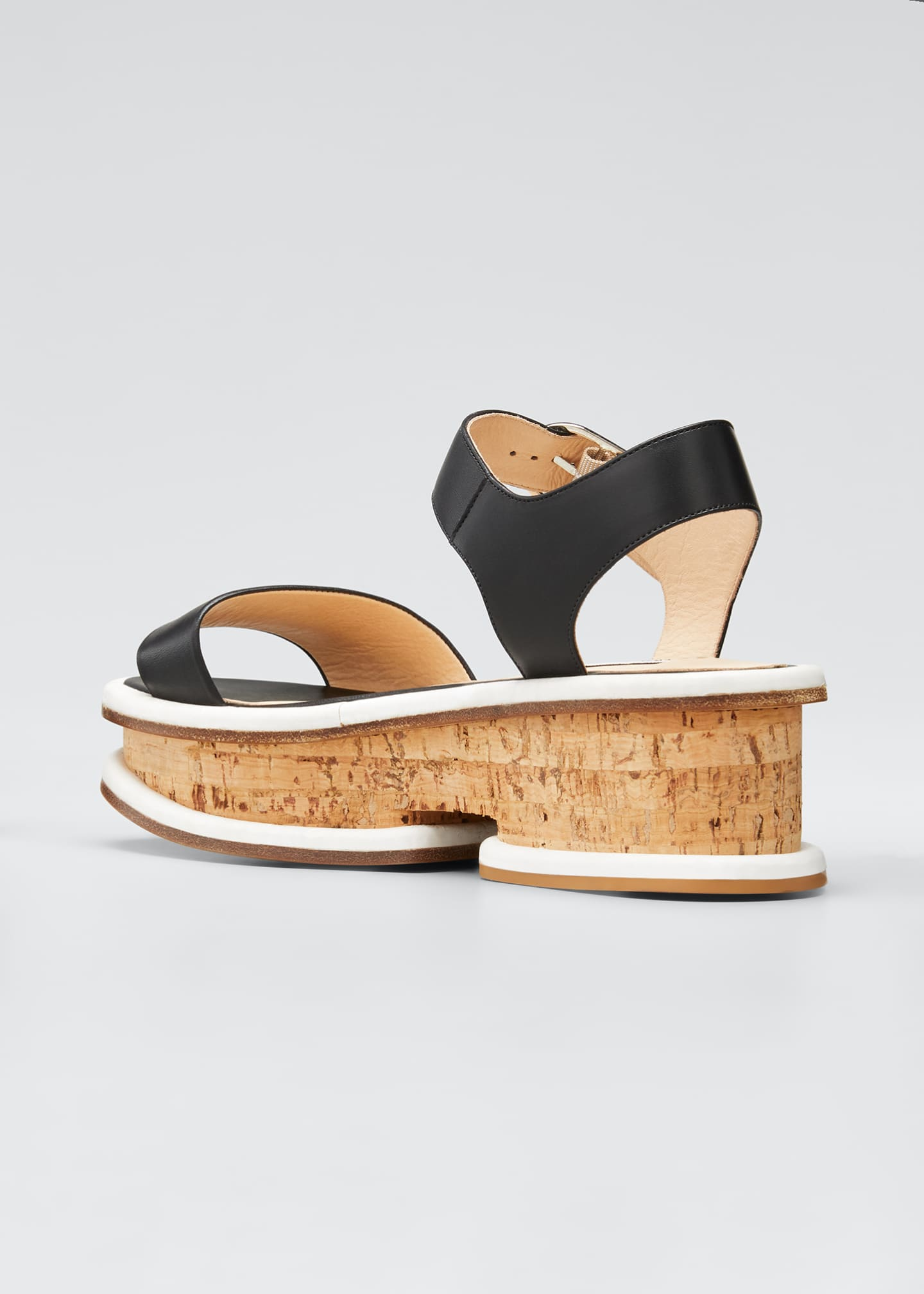 Image 2 of 3: Bradley 25mm Platform Sandals