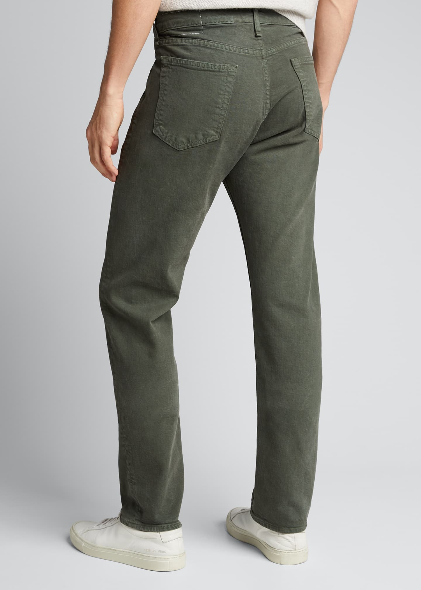 Image 2 of 5: Men's Fit 2 Mid-Rise Relaxed Slim-Fit Jeans