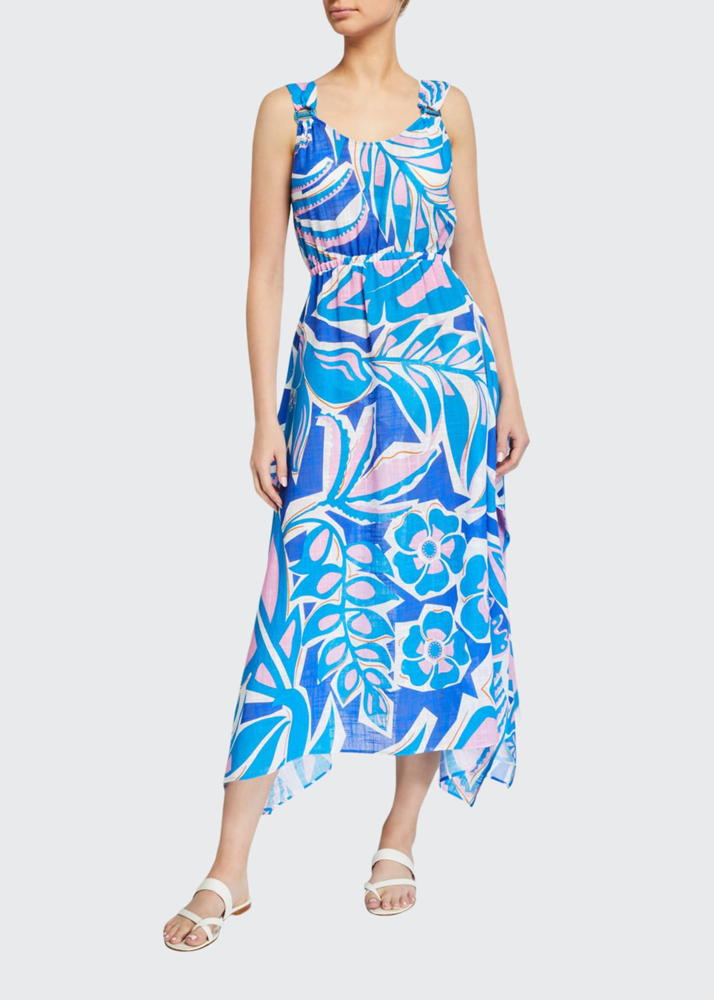 Emilio Pucci Sleeveless Long Dress