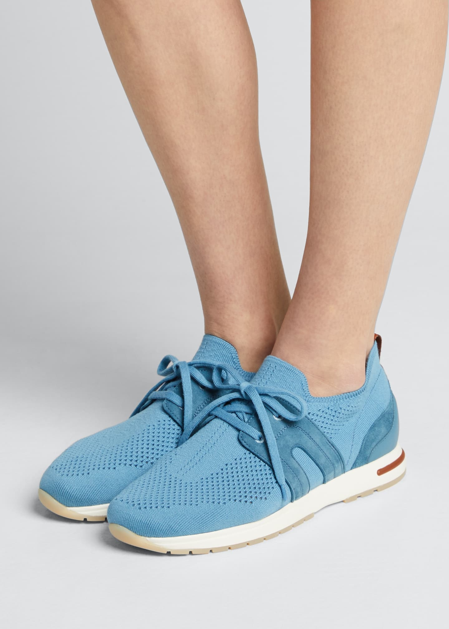 Image 2 of 5: Spring Dew Knit Fashion Sneakers
