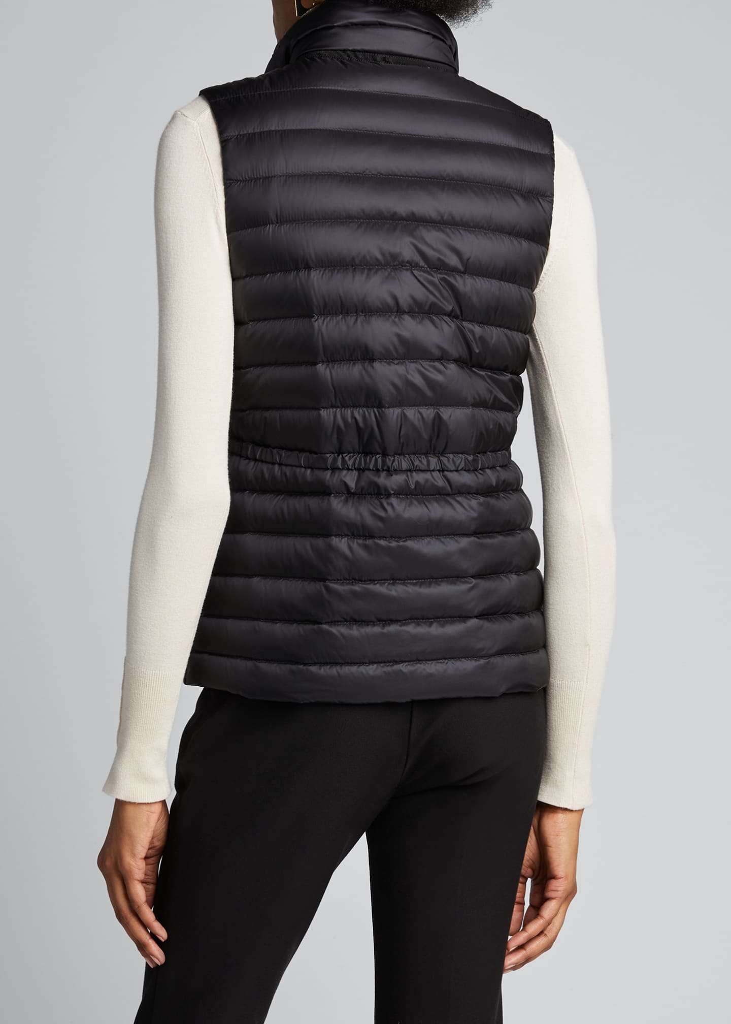 Image 2 of 5: Azur Adjustable Puffer Vest