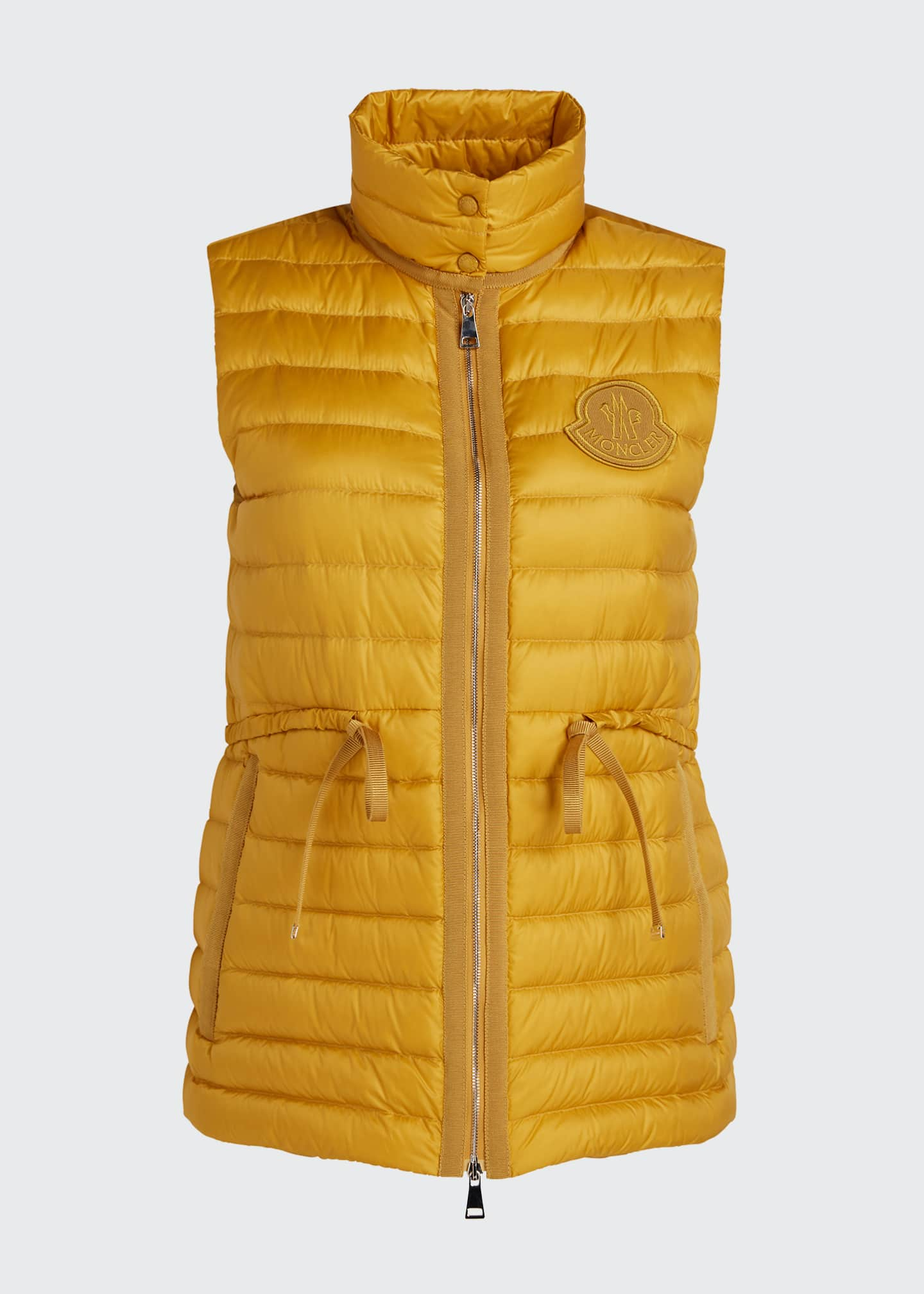 Image 5 of 5: Azur Adjustable Puffer Vest