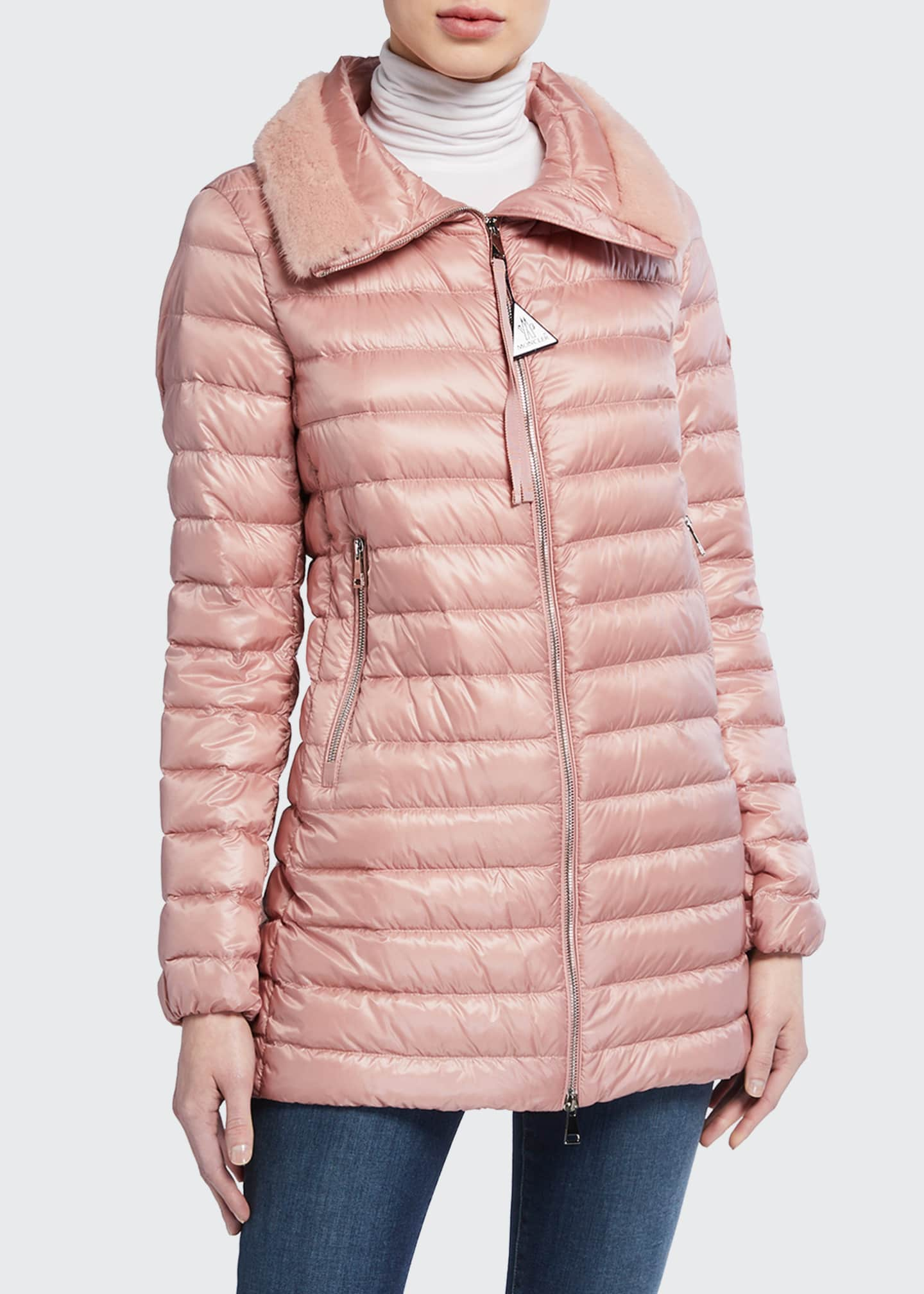 Image 2 of 5: Soufre Long Puffer Coat