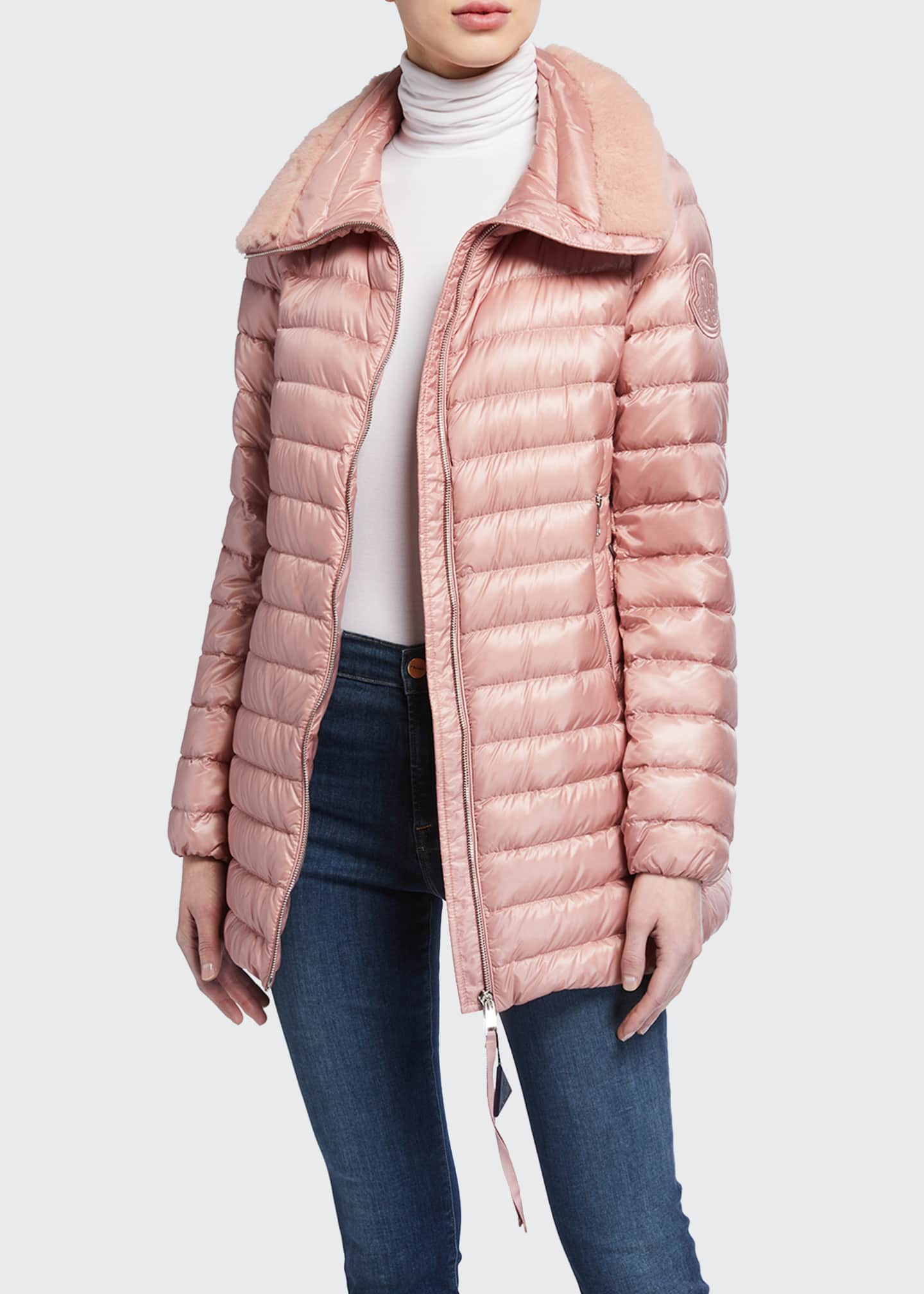 Image 1 of 5: Soufre Long Puffer Coat