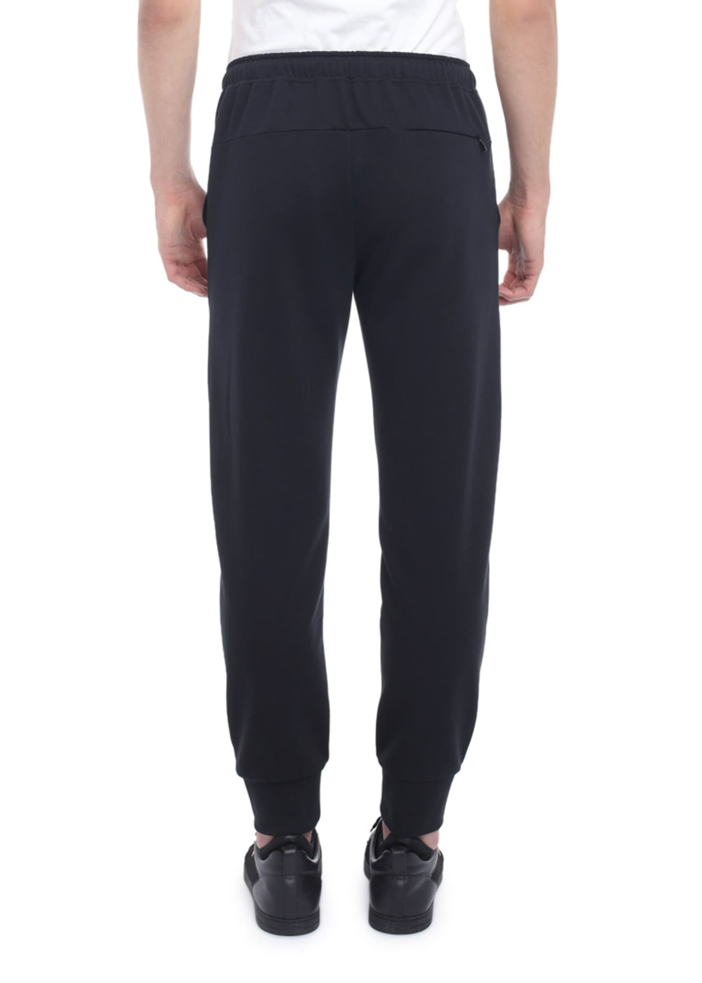Image 2 of 2: Men's Faded-FF Sweatpants
