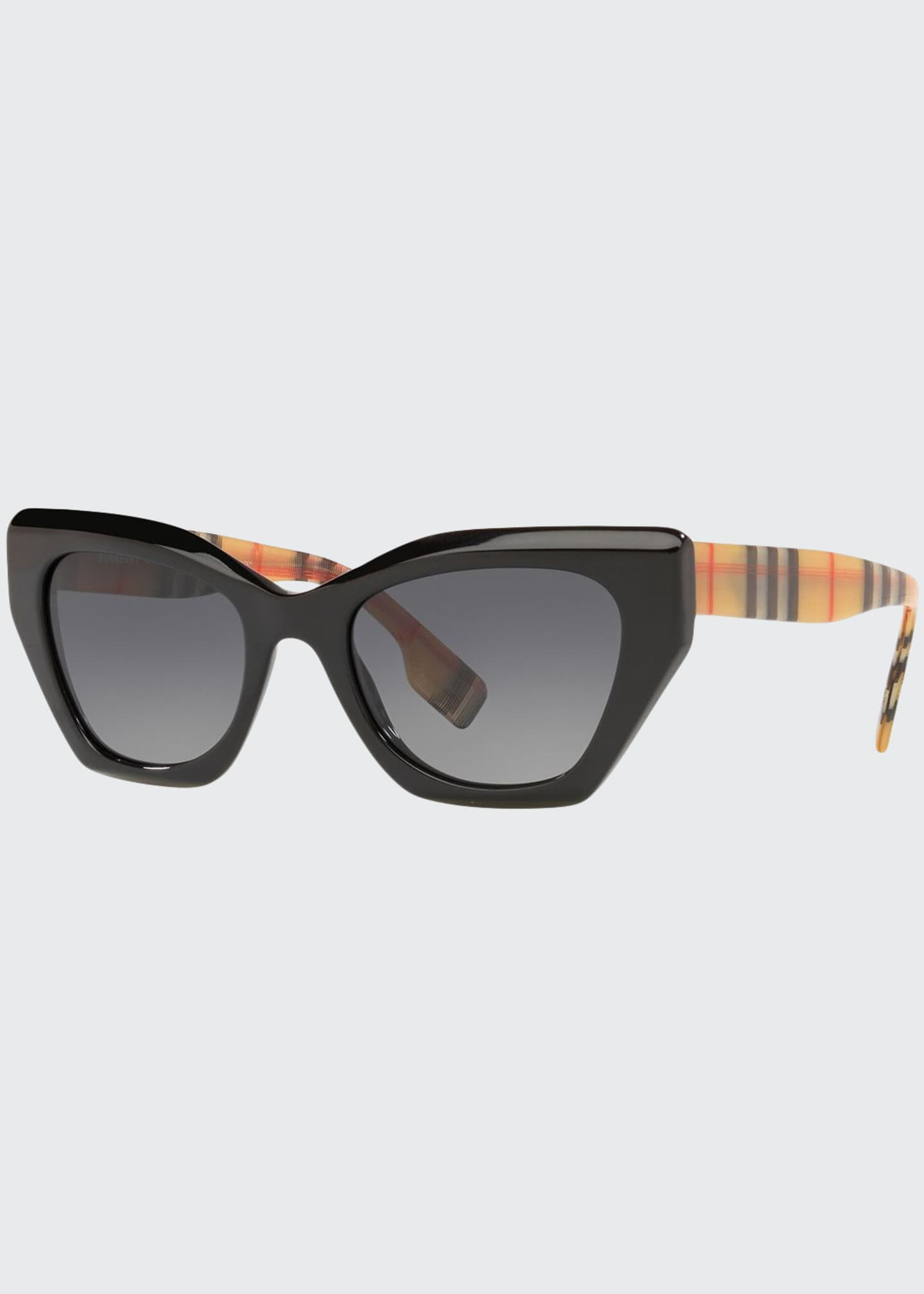 Burberry Acetate Butterfly Sunglasses