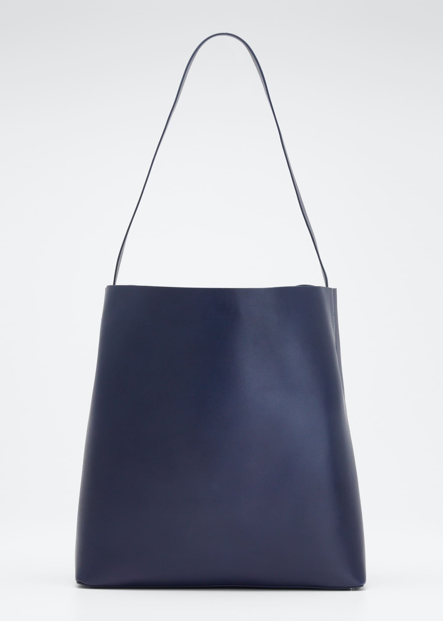 Aesther Ekme Soft Leather Sac Tote Bag, Navy
