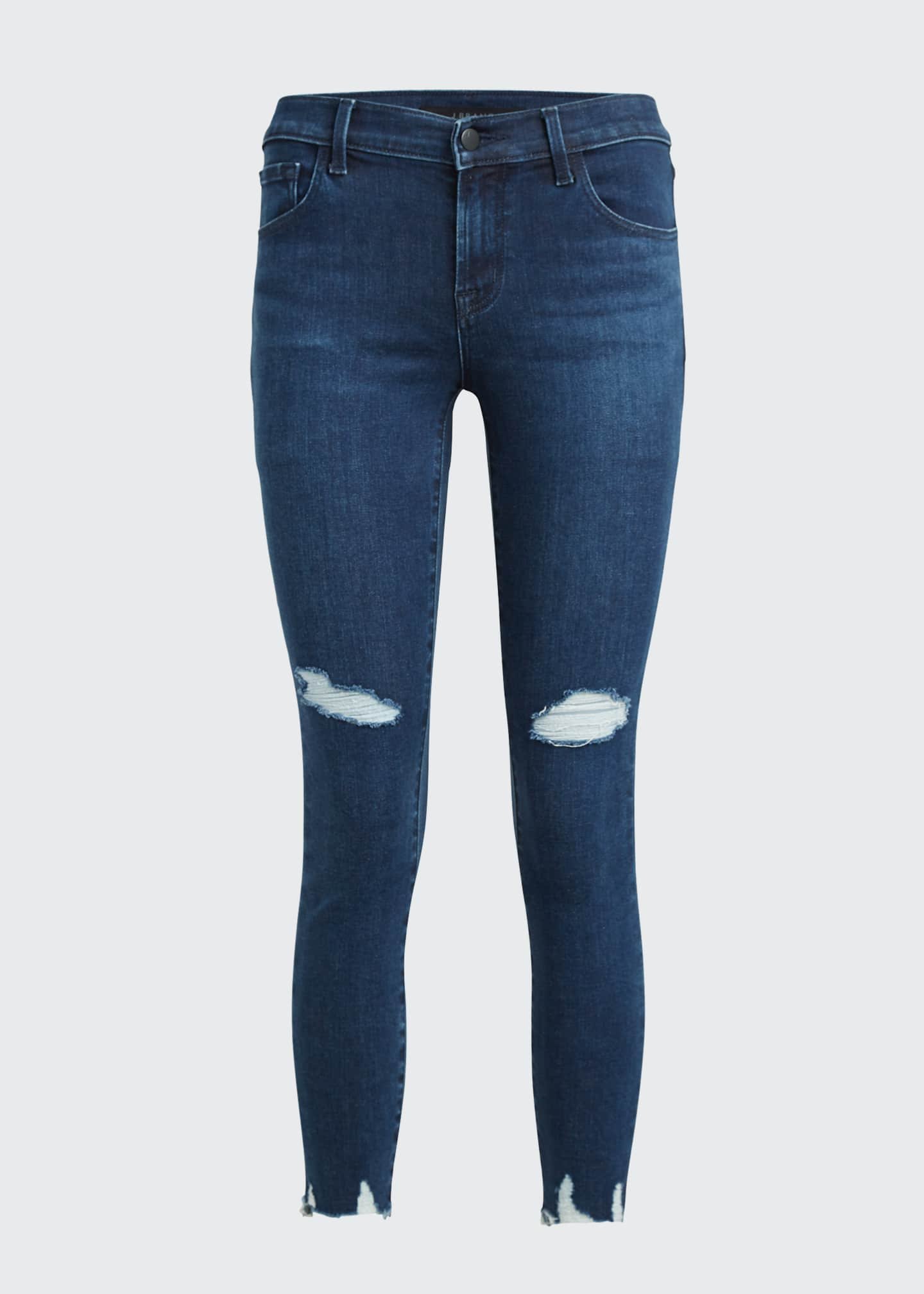 Image 5 of 5: 835 Mid-Rise Cropped Skinny Jeans
