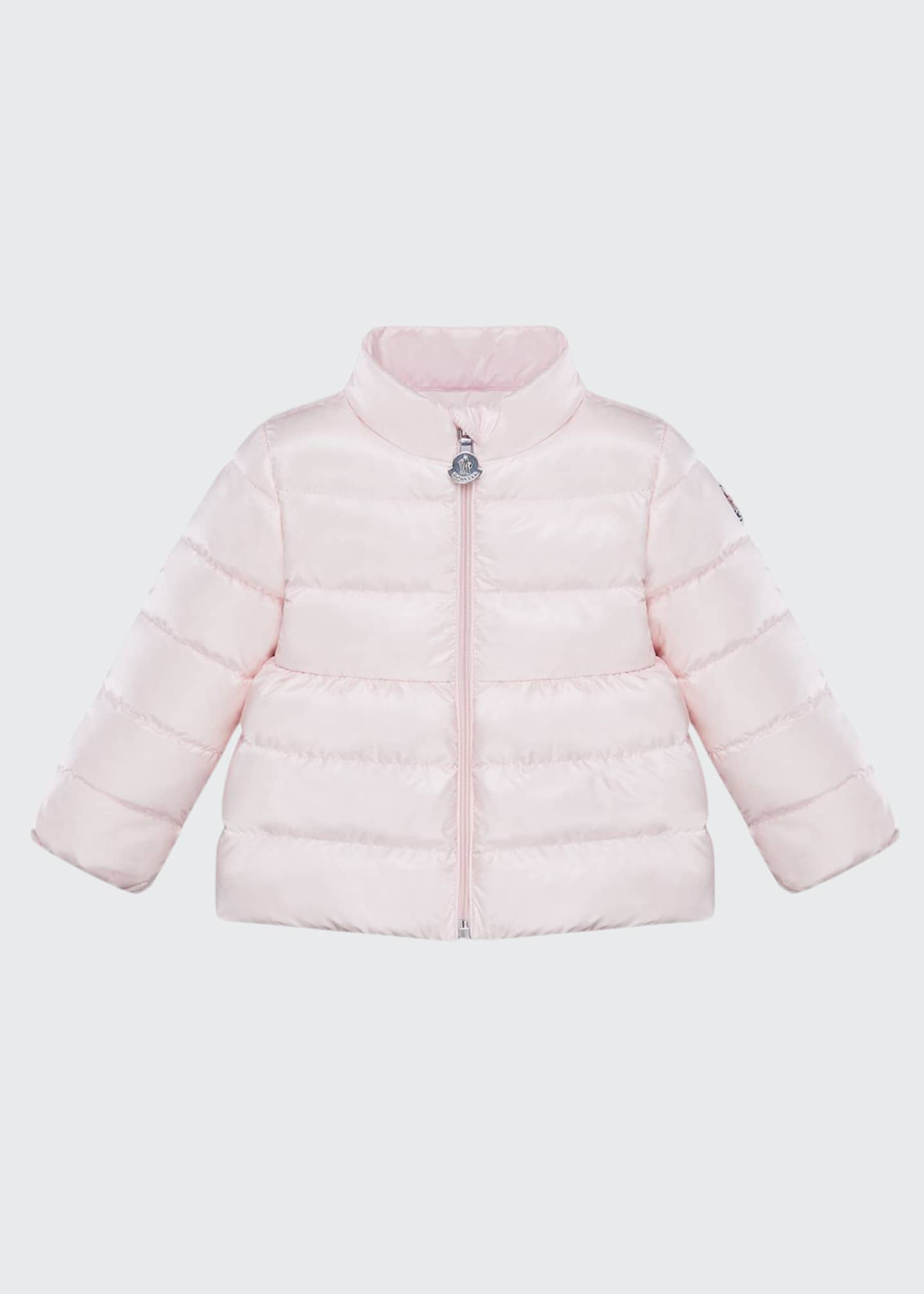 Image 1 of 2: Joelle Short Parka Jacket, Sizes 9 months-3