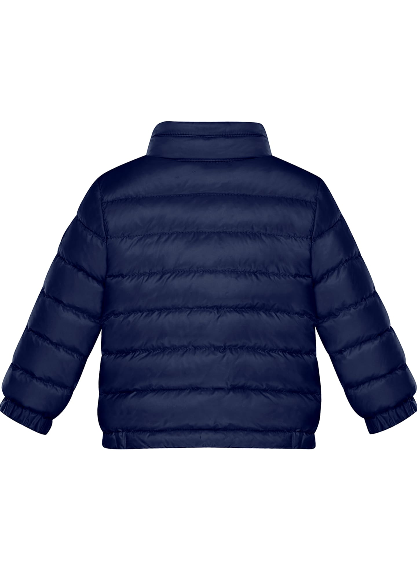 Image 2 of 2: Kid's Acorus Stand Collar Quilted Jacket, Size 9M-3