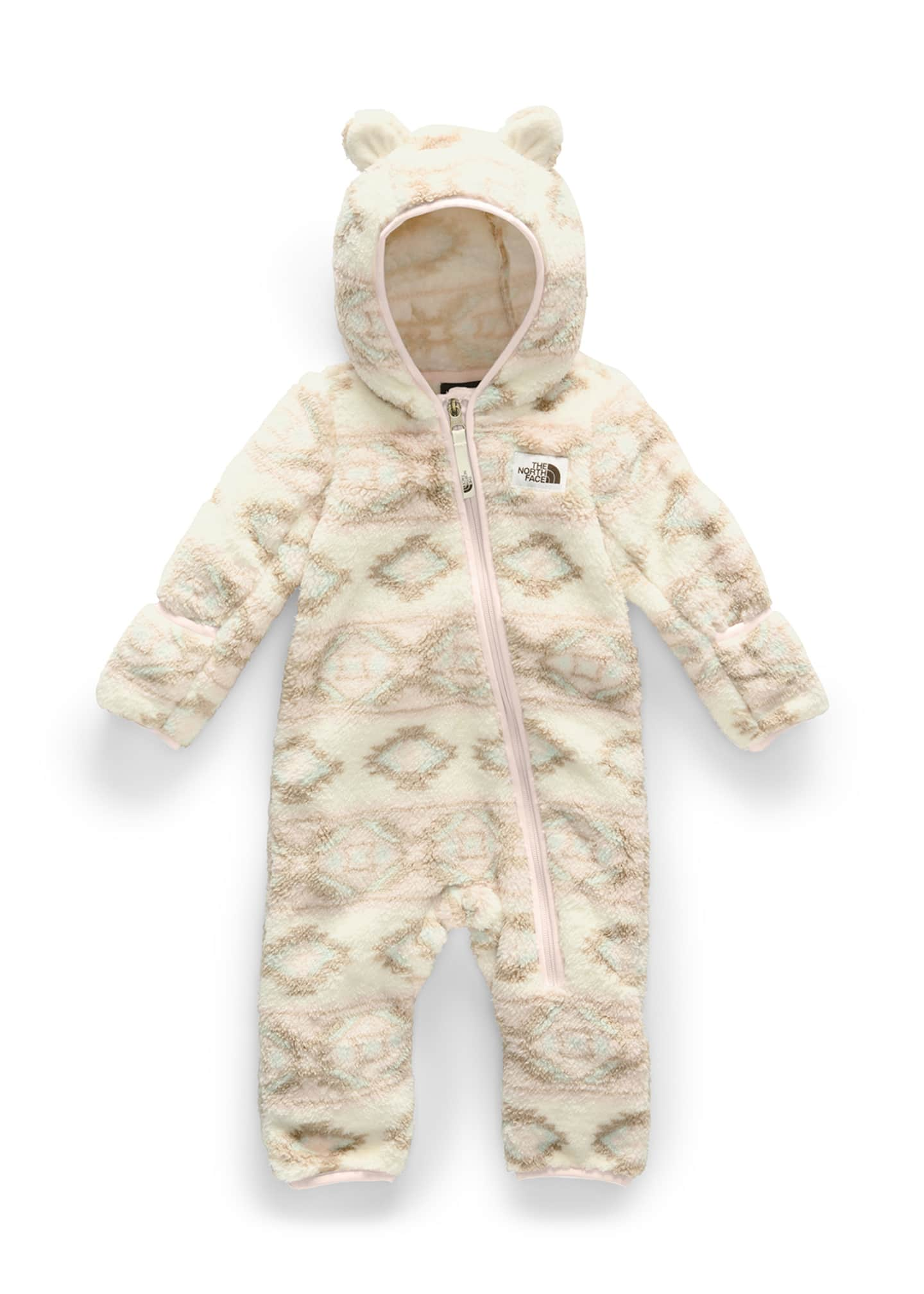The North Face Girl's Campshire Sherpa Fleece Hooded