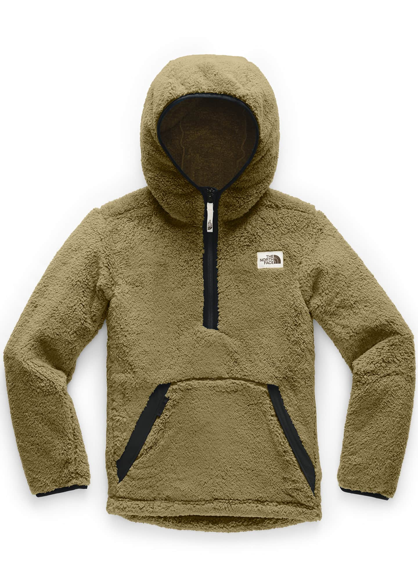 The North Face Boy's Campshire Fleece Half Zip