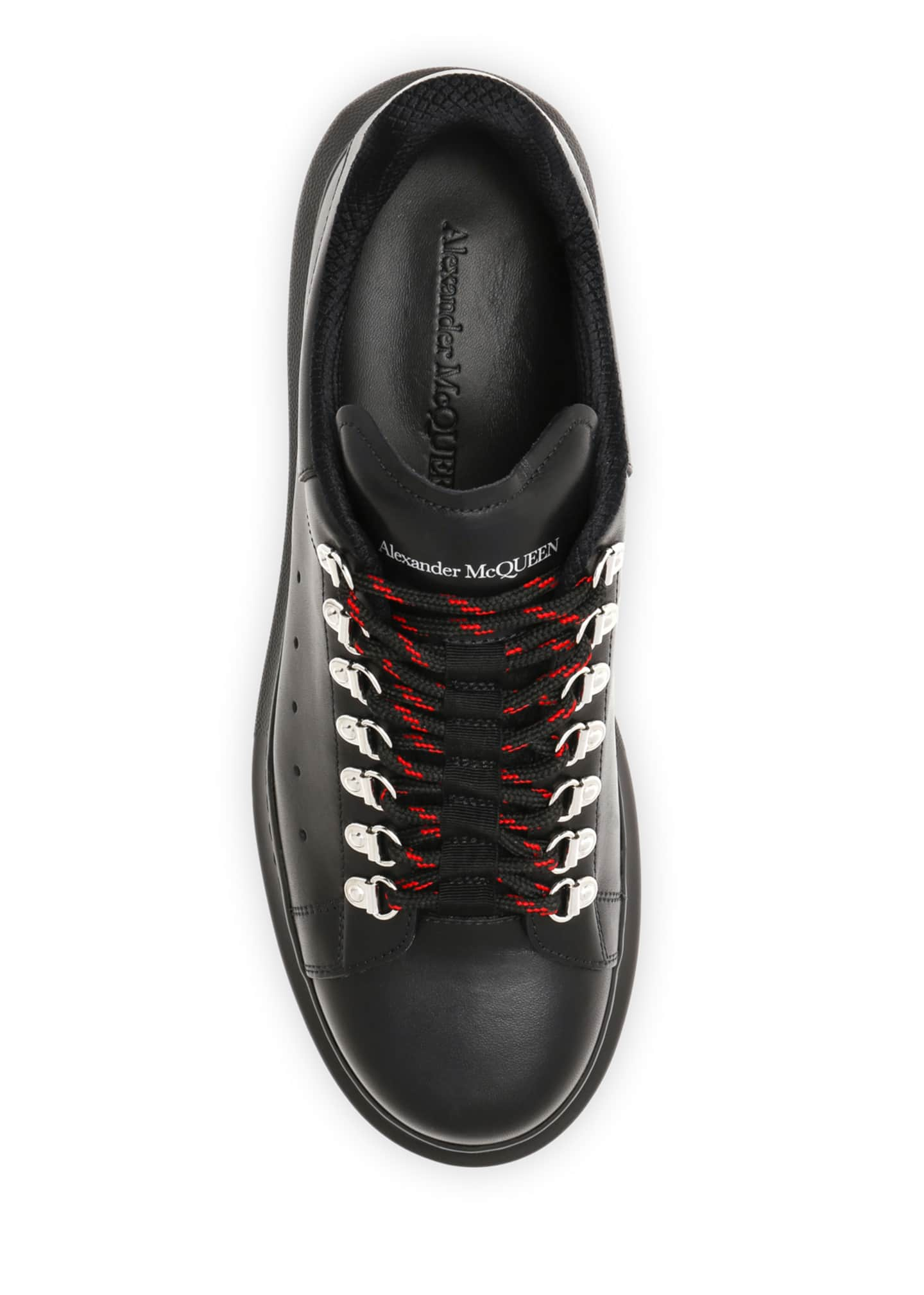 Image 3 of 4: Men's Oversized Sneakers w/ Hiking Laces
