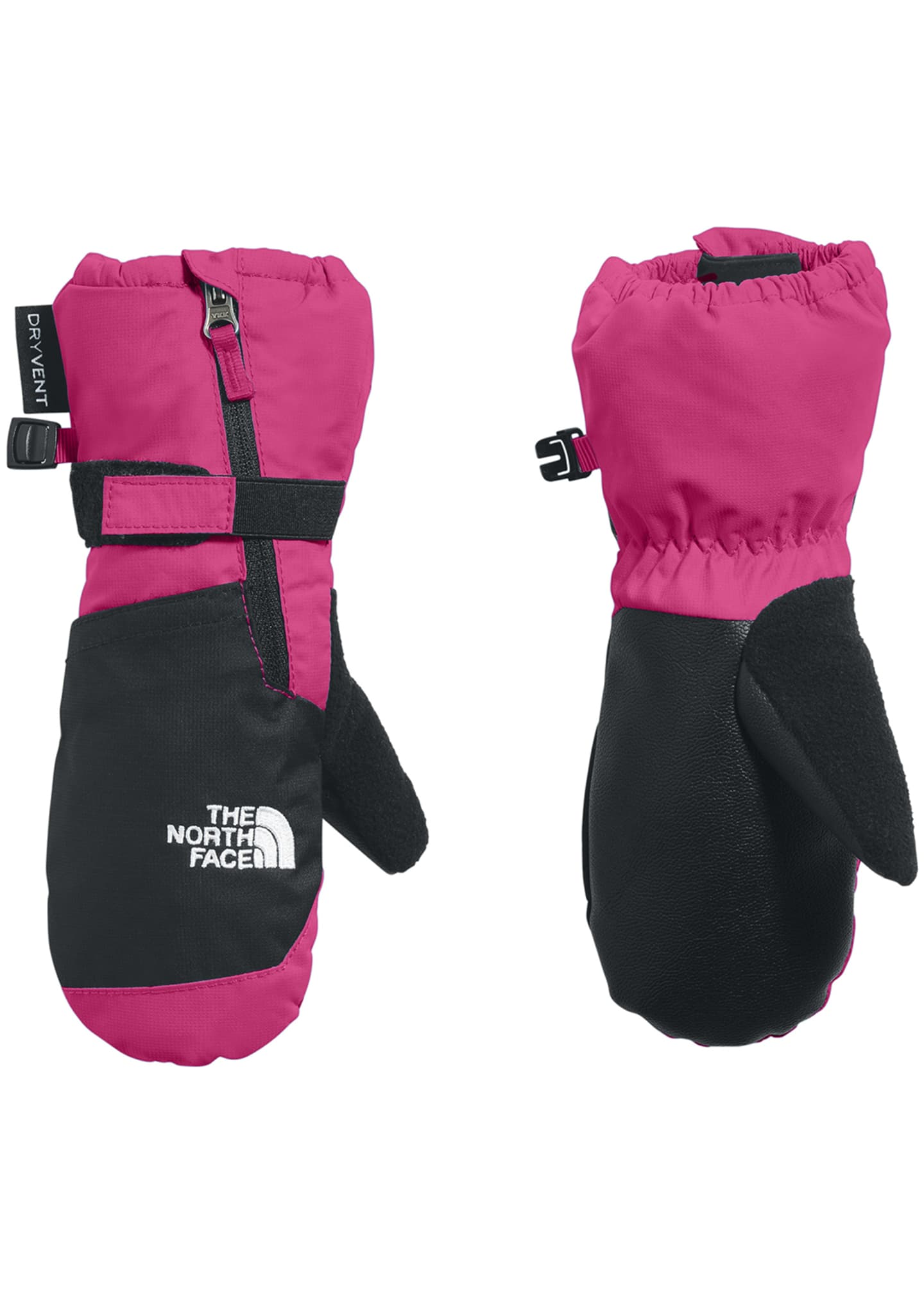 The North Face Toddler Mittens, Size