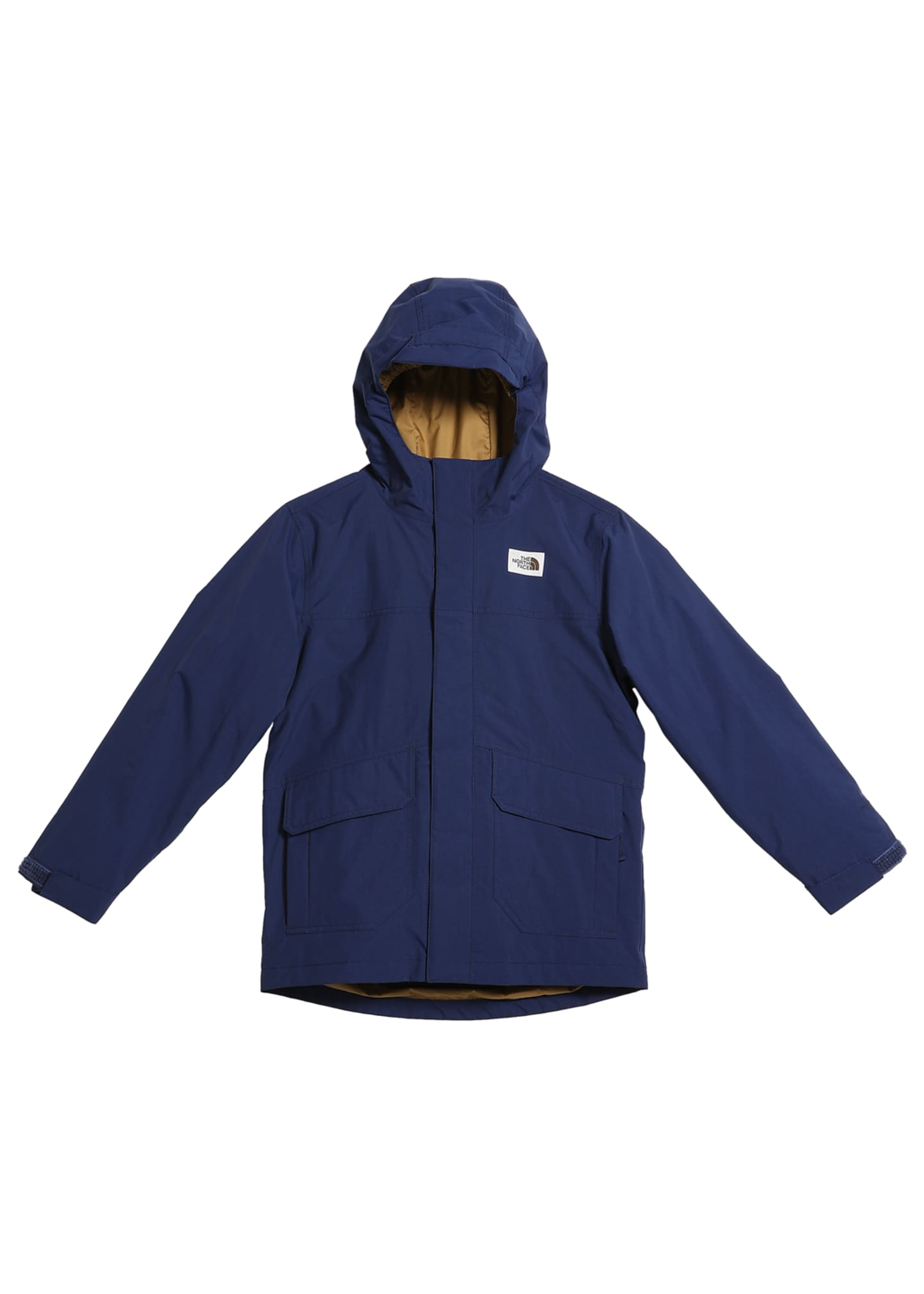 The North Face Boys' Gordon Lyons Triclimate Jacket,