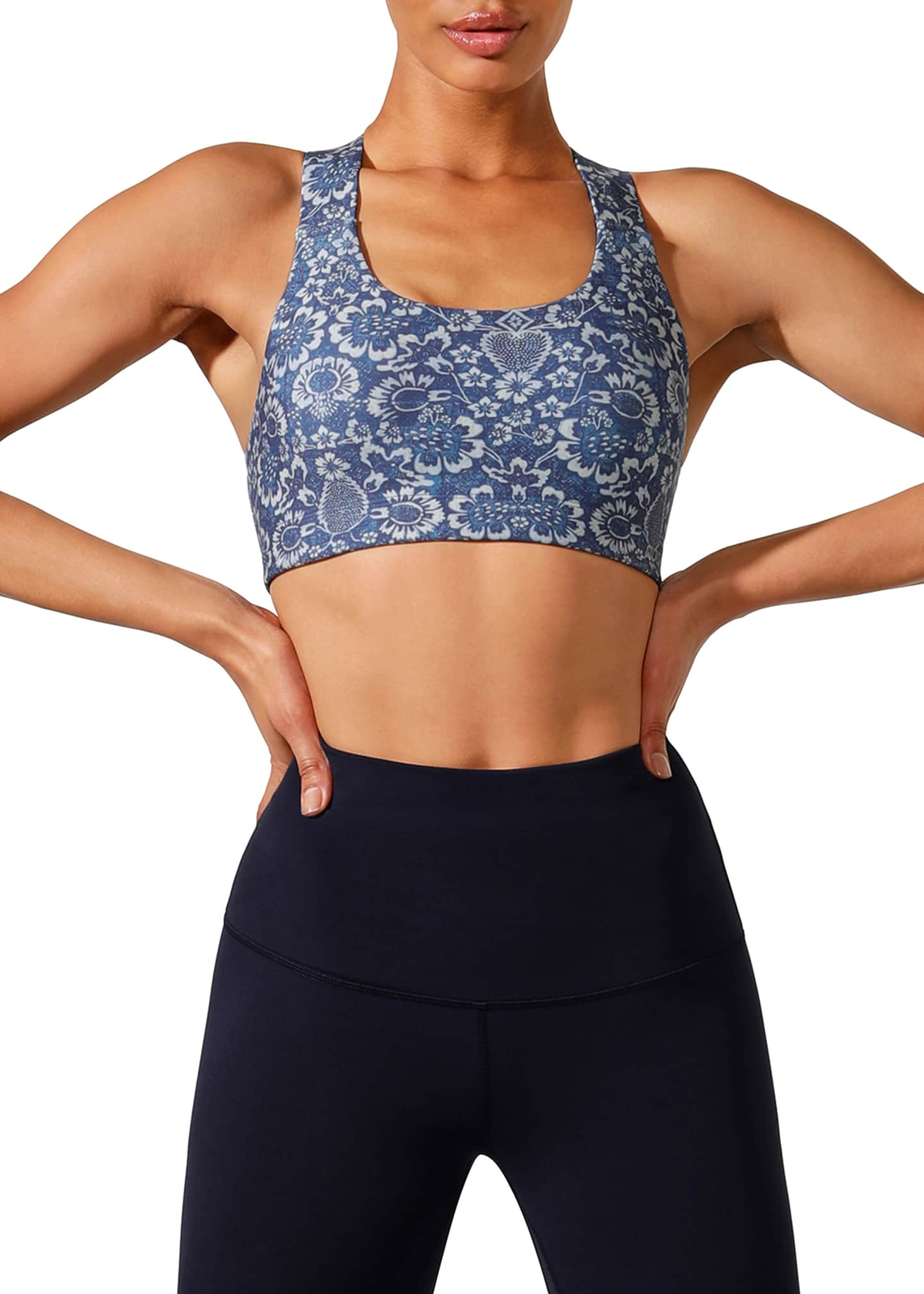Lorna Jane Foundation Support Printed Sports Bra