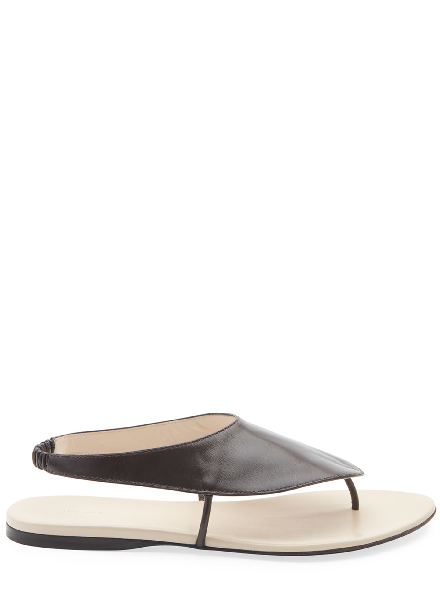Image 2 of 3: Ravello Leather Stretch Sandals