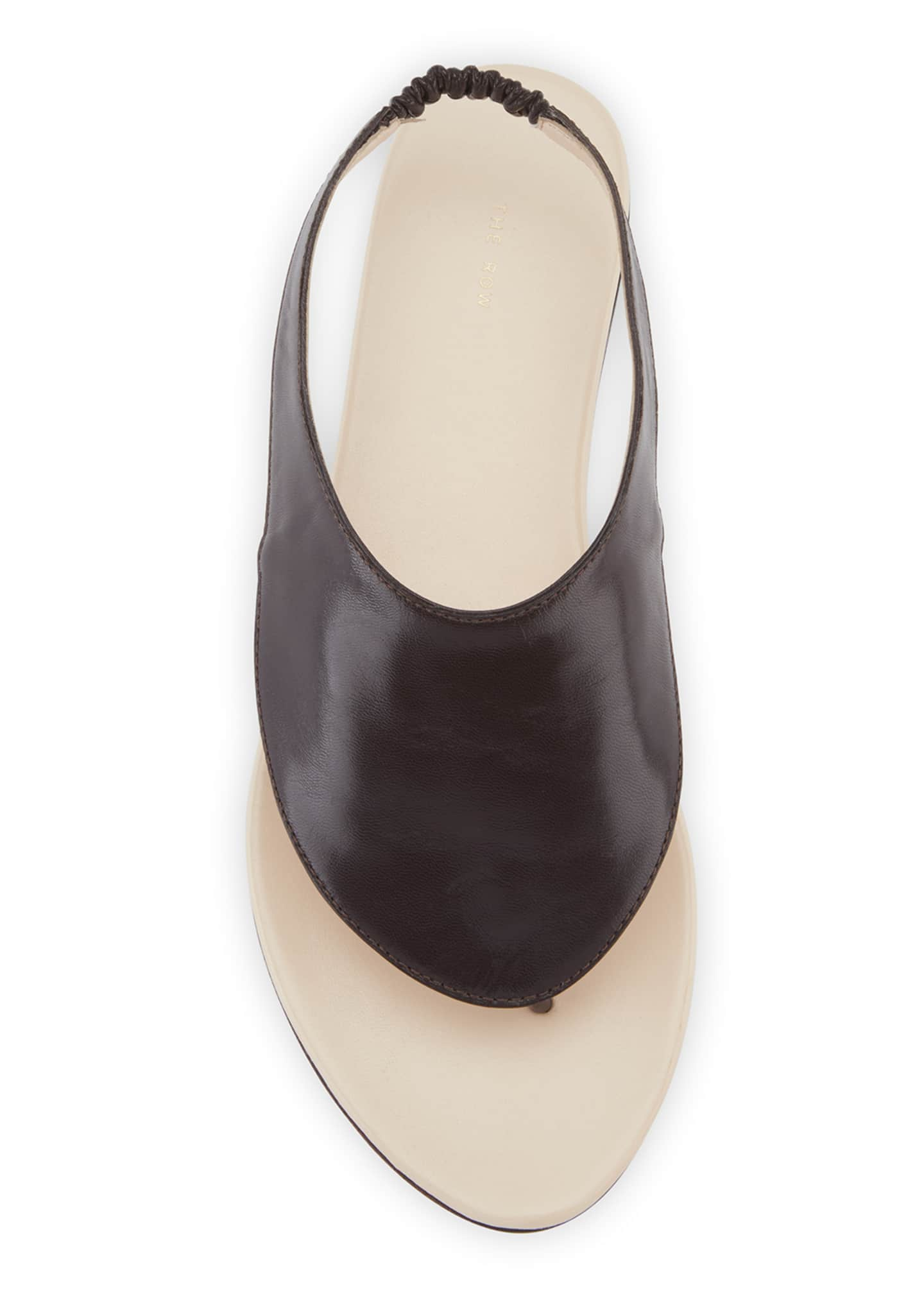Image 3 of 3: Ravello Leather Stretch Sandals