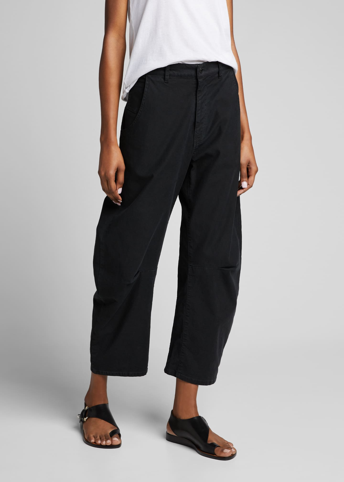 Image 3 of 5: Emerson Cropped Pants