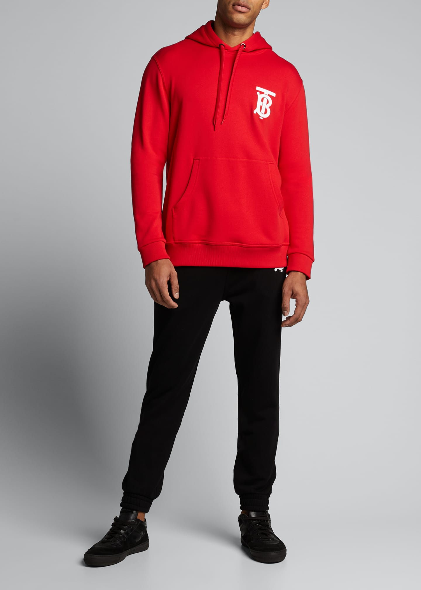Image 1 of 5: Men's TB Logo Sweatpants
