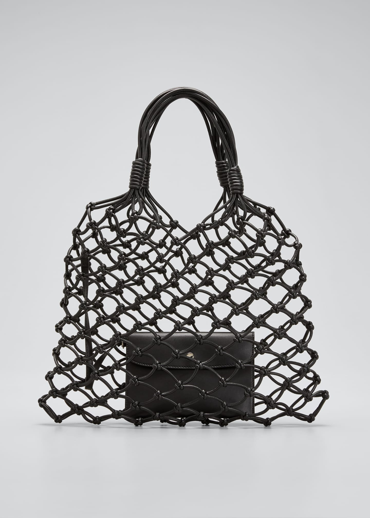 Image 1 of 5: Alter Napa Knotted Tote Bag