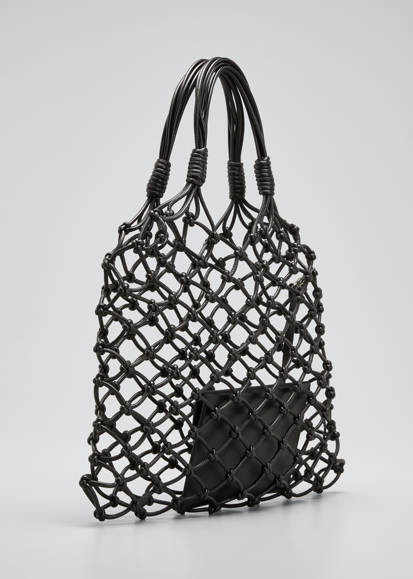 Image 3 of 5: Alter Napa Knotted Tote Bag