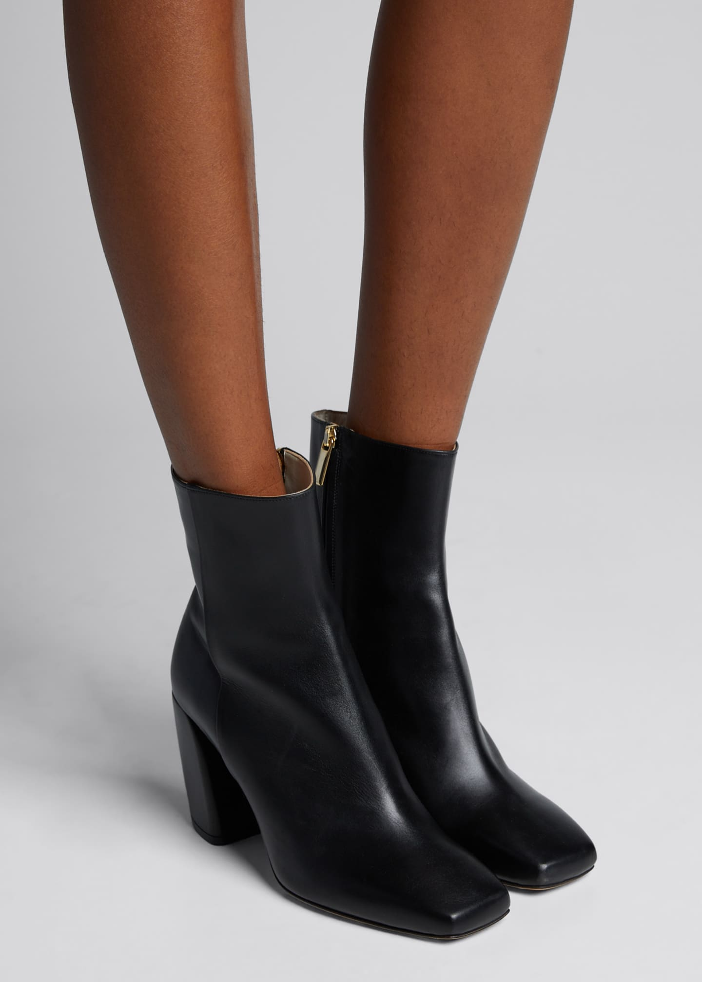 Image 2 of 5: Bronson Baby Calf Boots