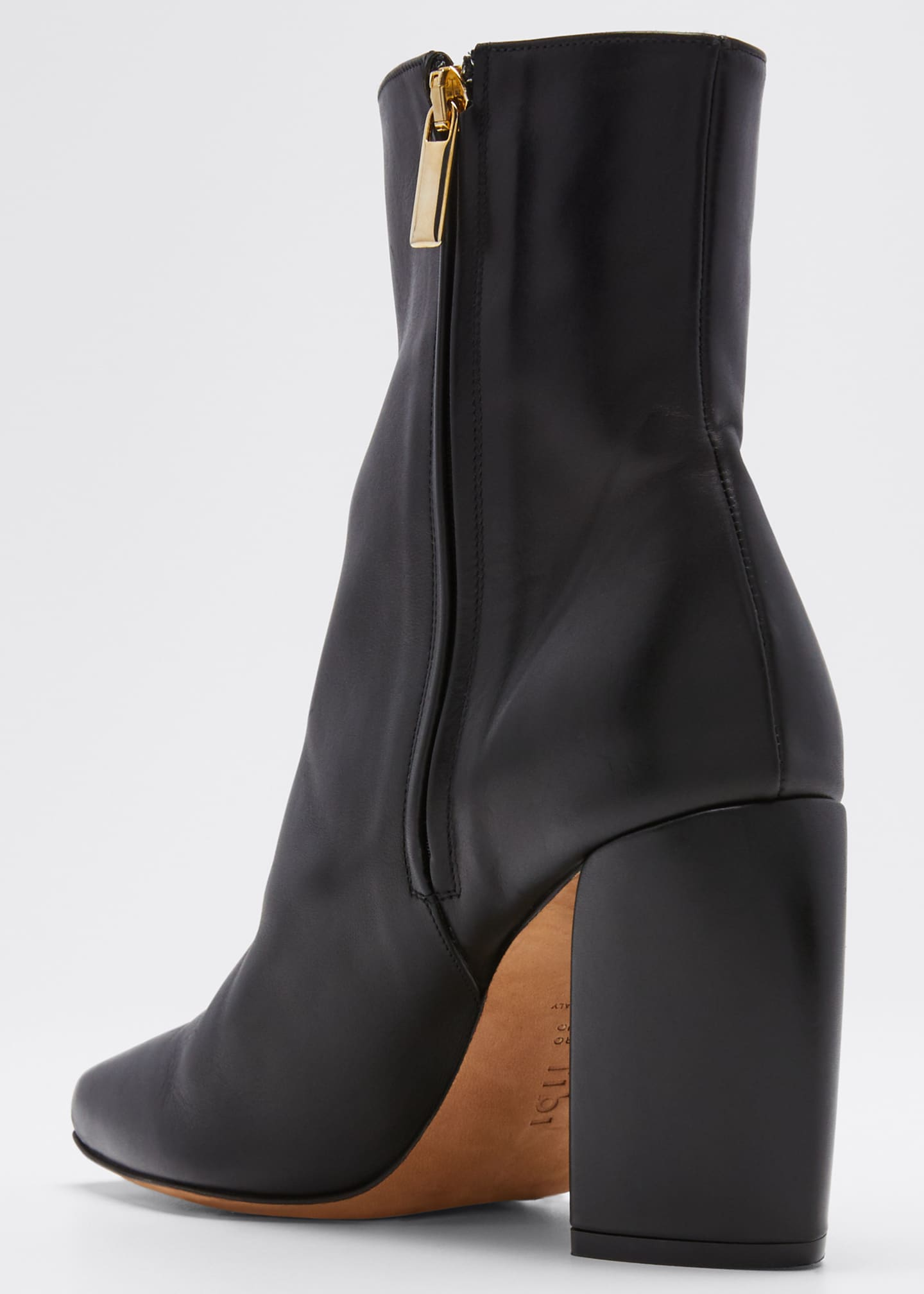 Image 4 of 5: Bronson Baby Calf Boots