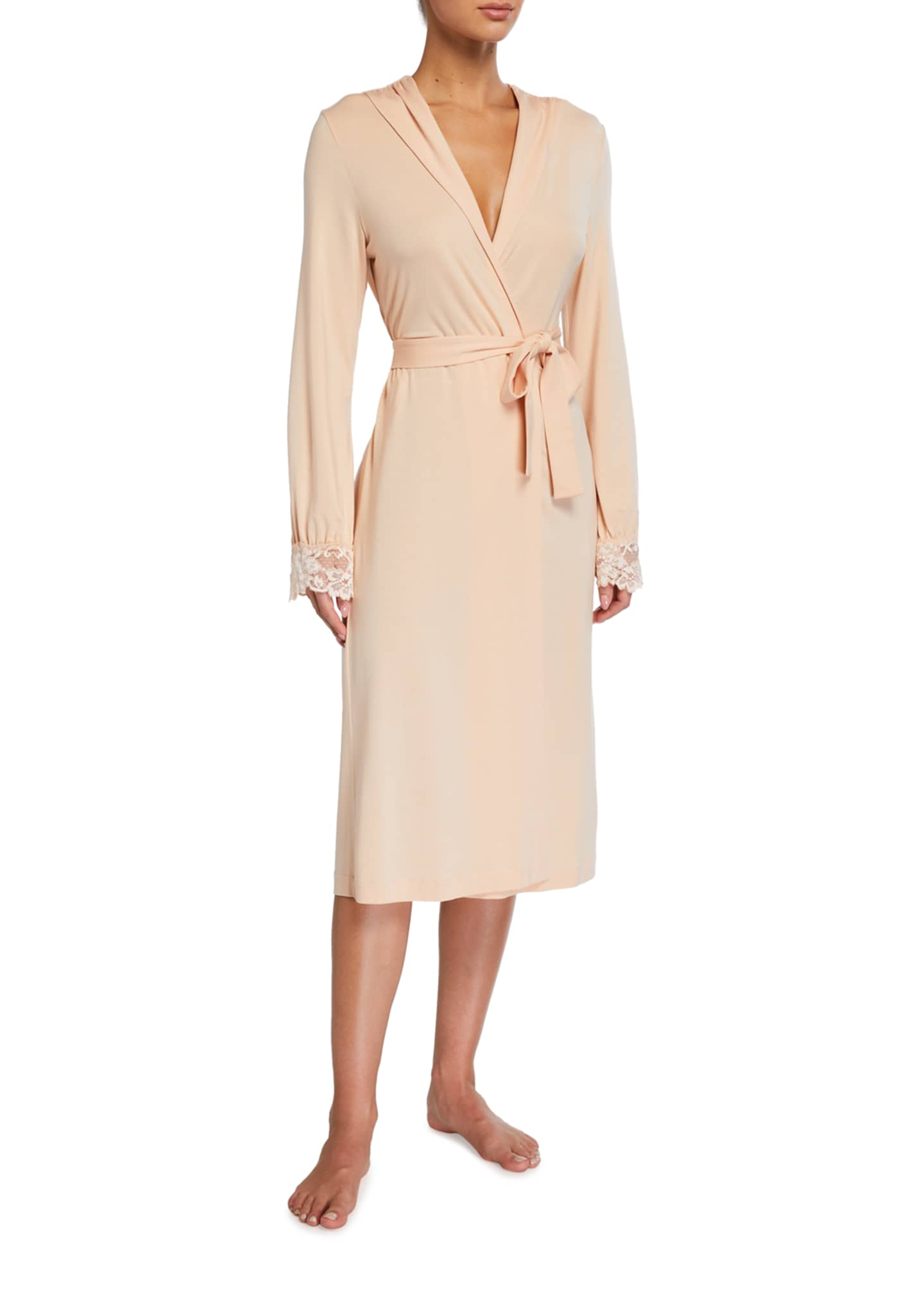 Image 1 of 2: Tres Souple Short Jersey Robe