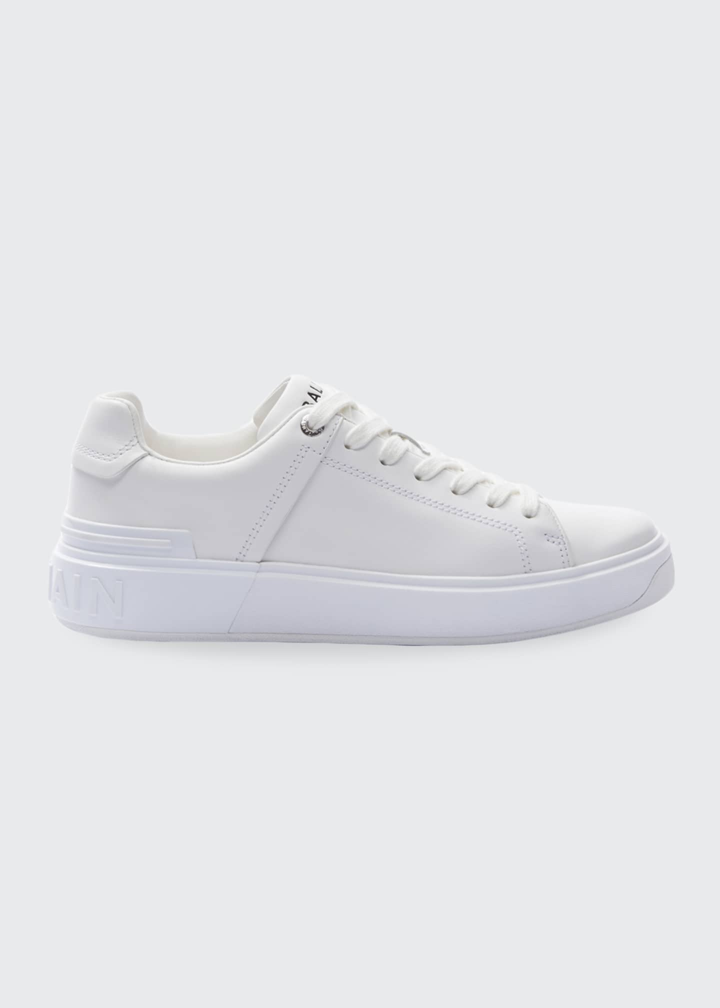 Image 1 of 3: B Court Leather Sneakers