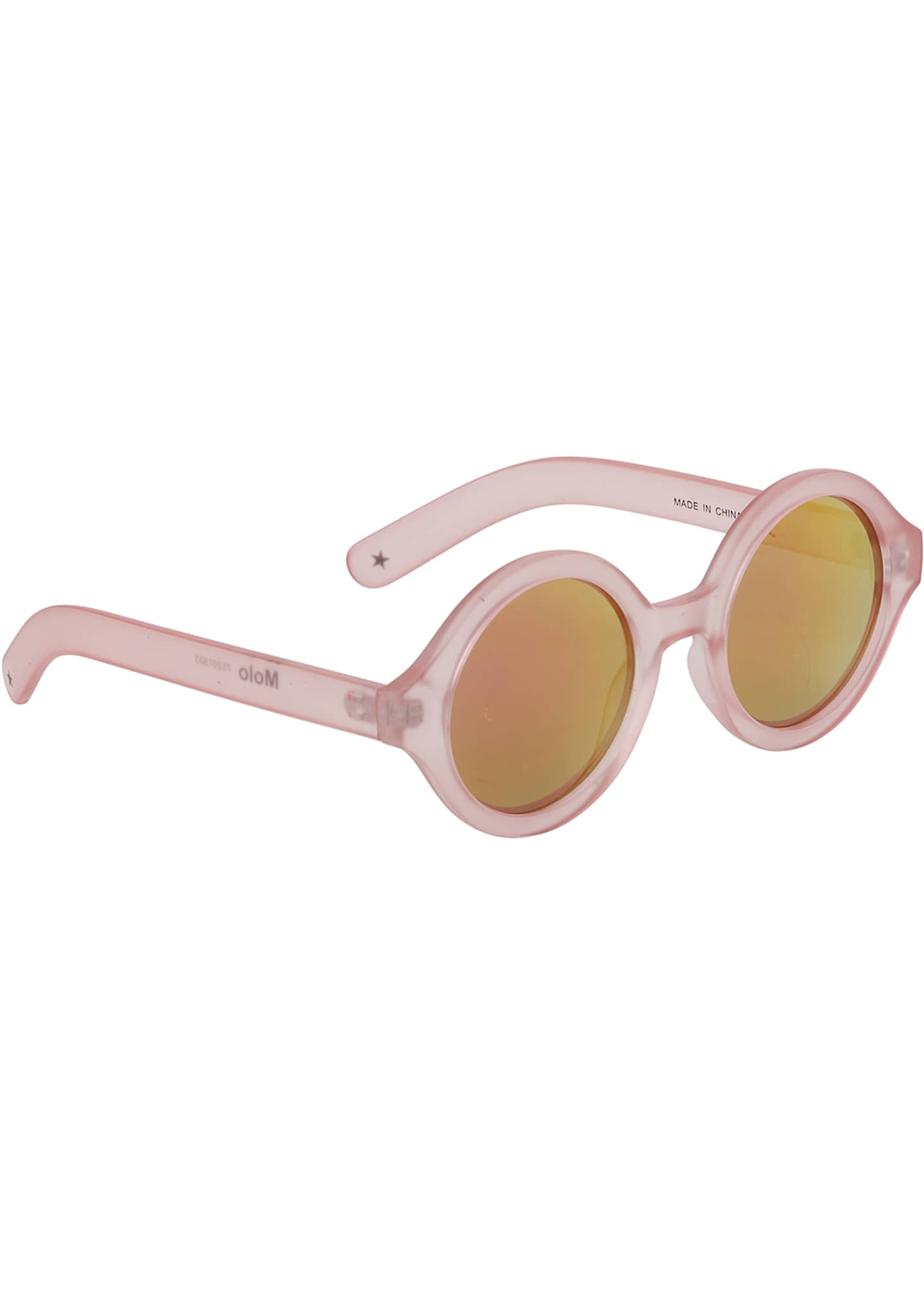 Molo Kid's Shelby Round Sunglasses