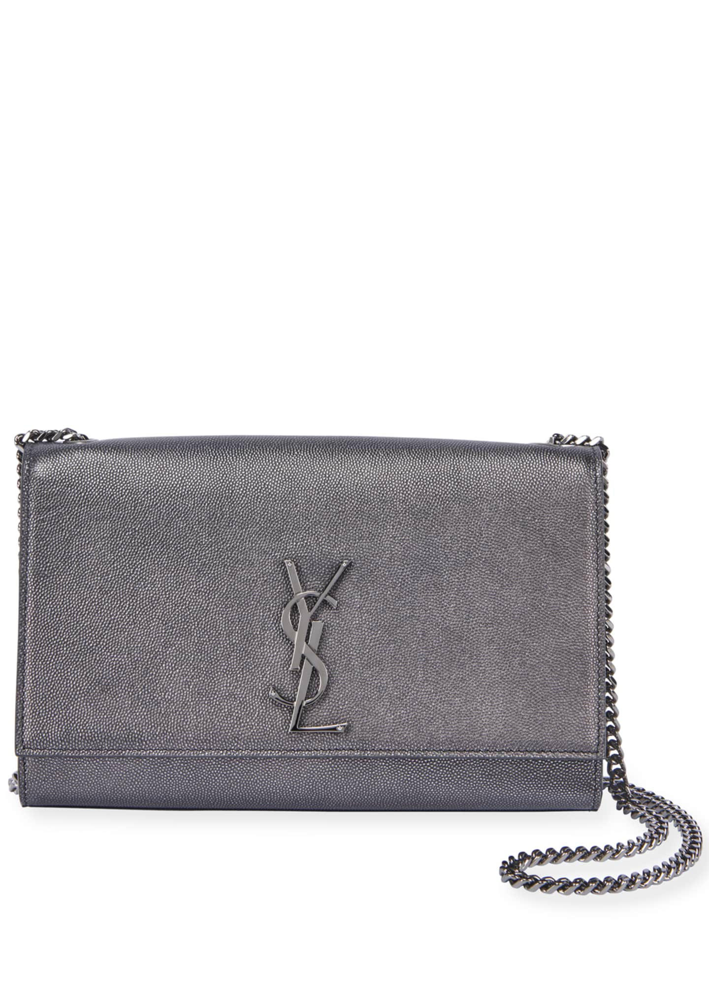 Saint Laurent Kate Medium Antique Calfskin Leather Crossbody