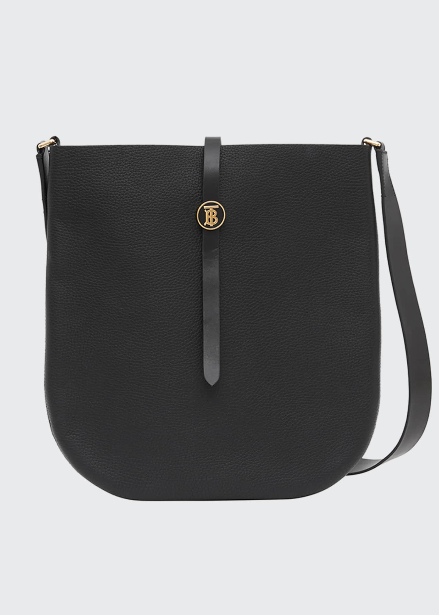 Image 1 of 5: Grainy Leather Anne Bag
